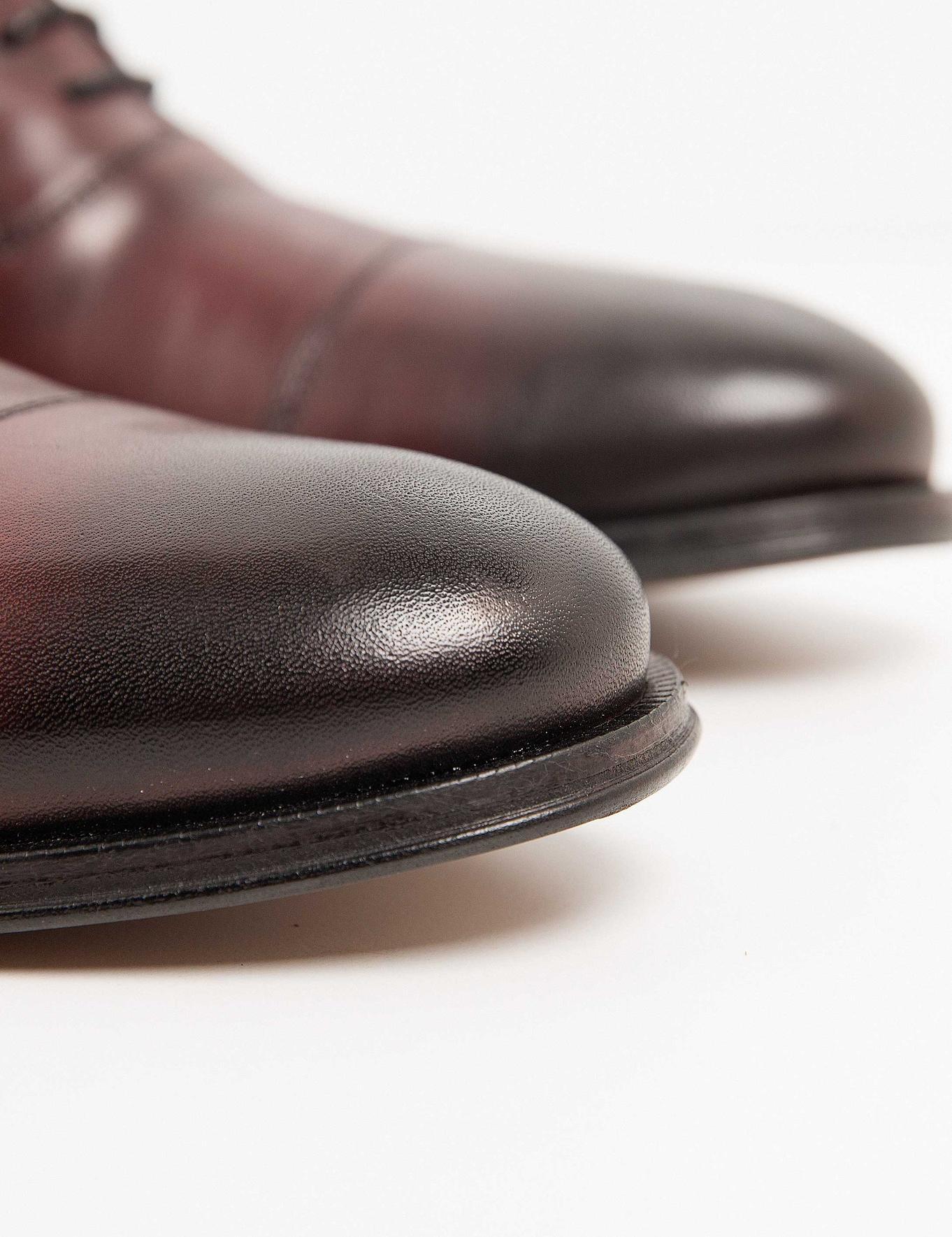 Bordo Klasik Ayakkabı - 30028260003