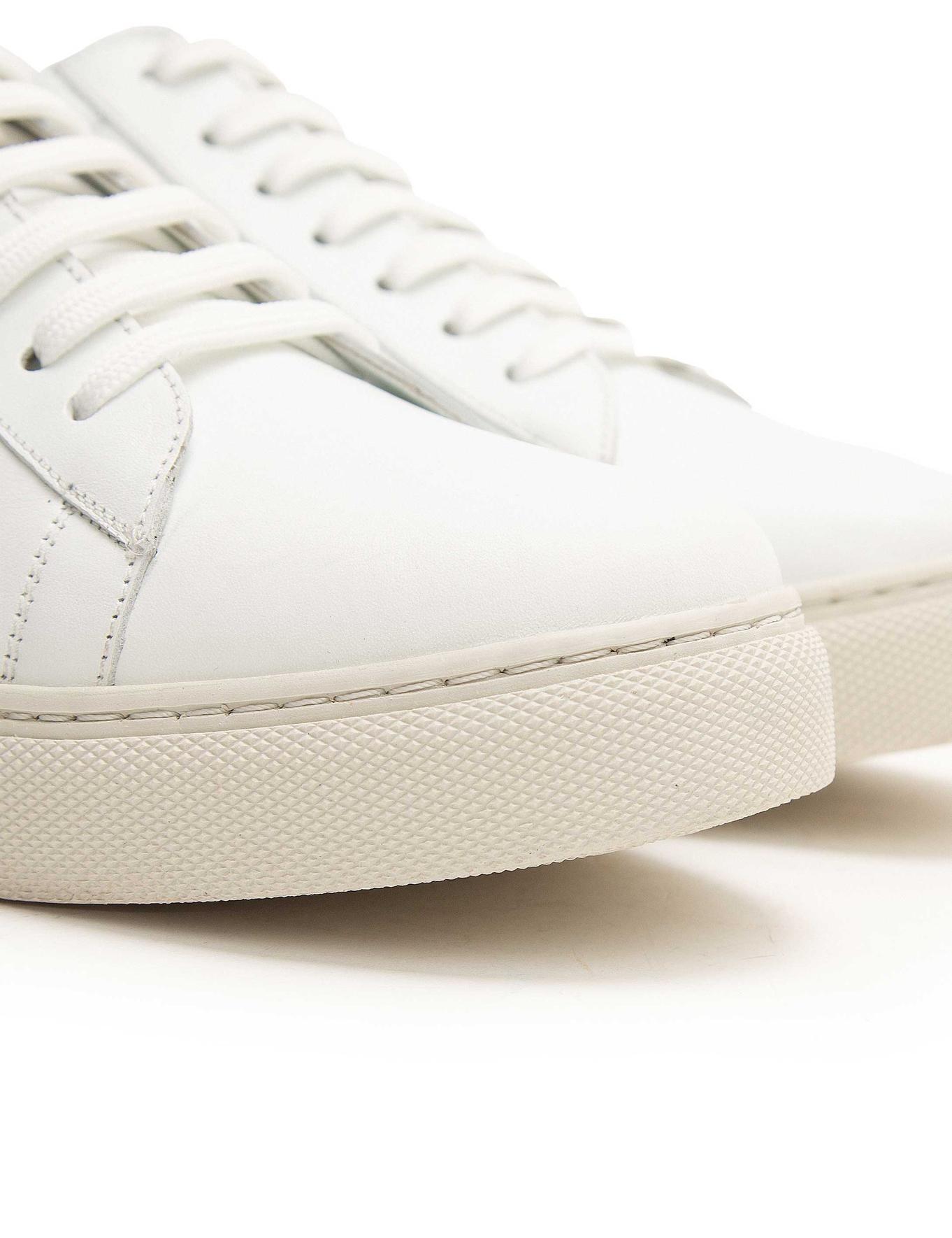 Beyaz Sneakers Ayakkabı - 30032447017