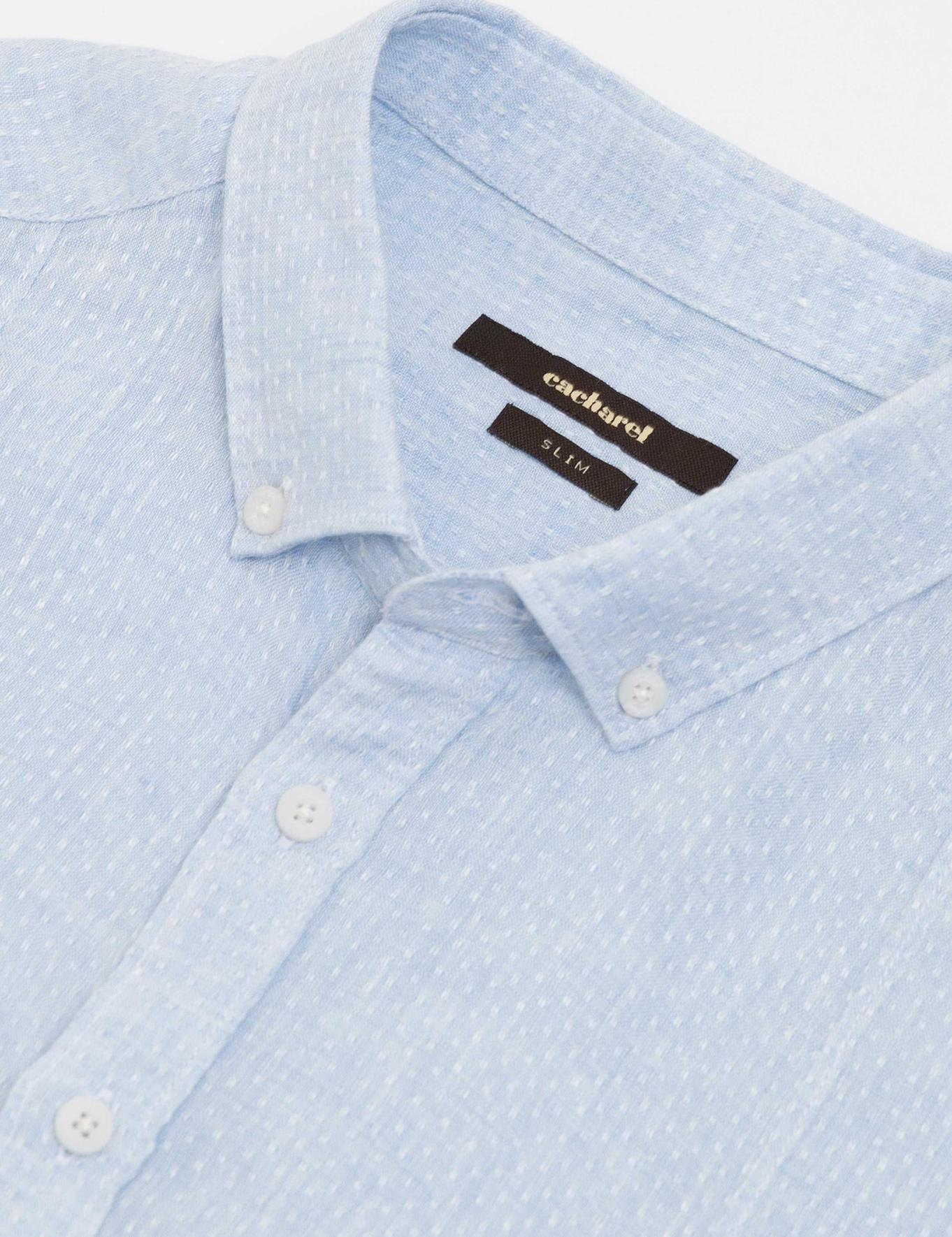 Mavi Regular Fit Gömlek - 50186066024