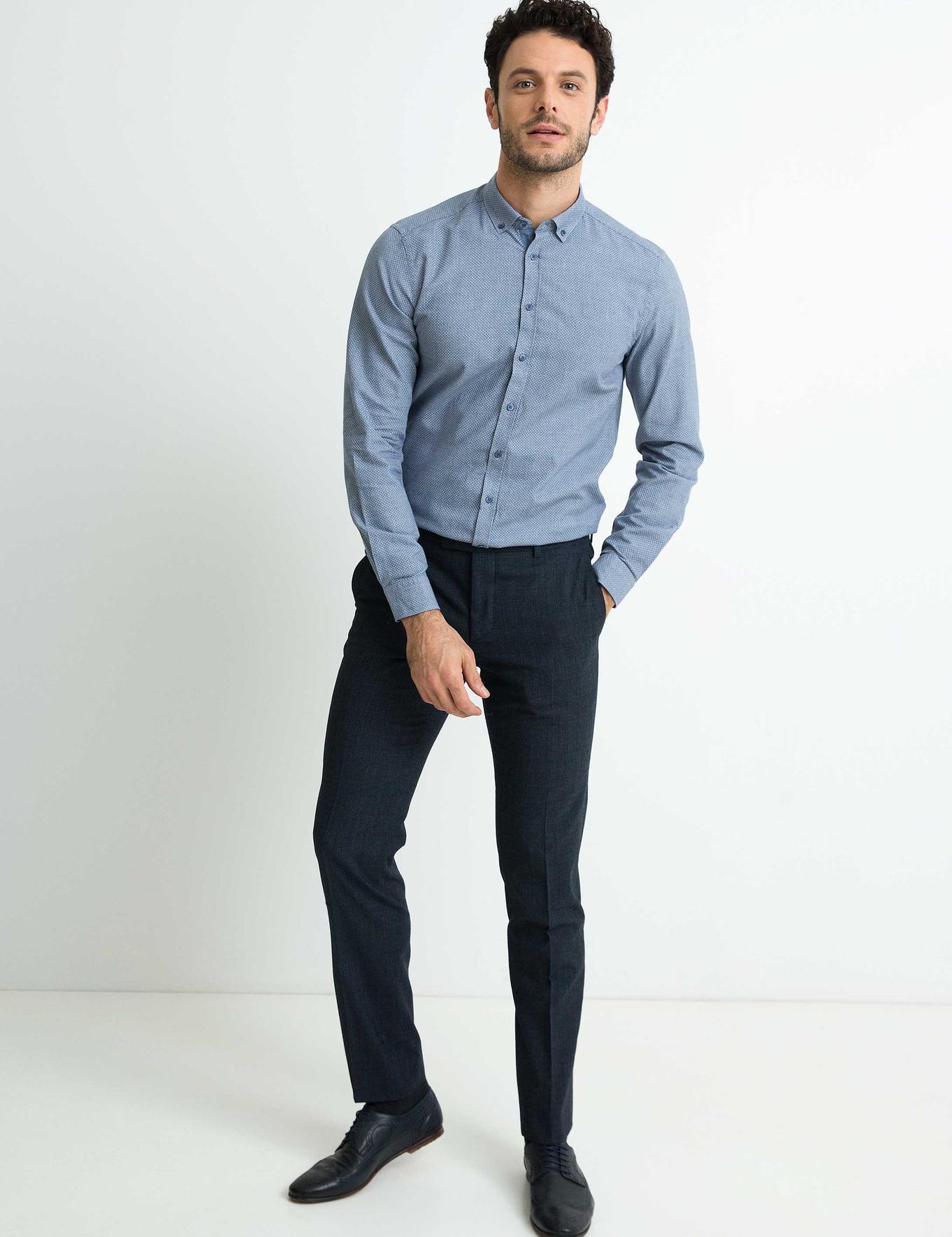 Mavi Slim Fit Gömlek - 50192848005