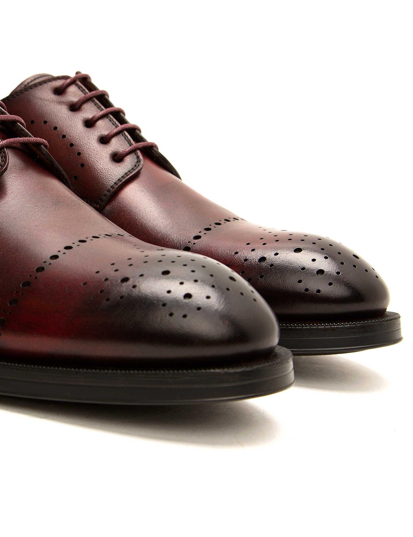 Bordo Ayakkabı - 30032620012