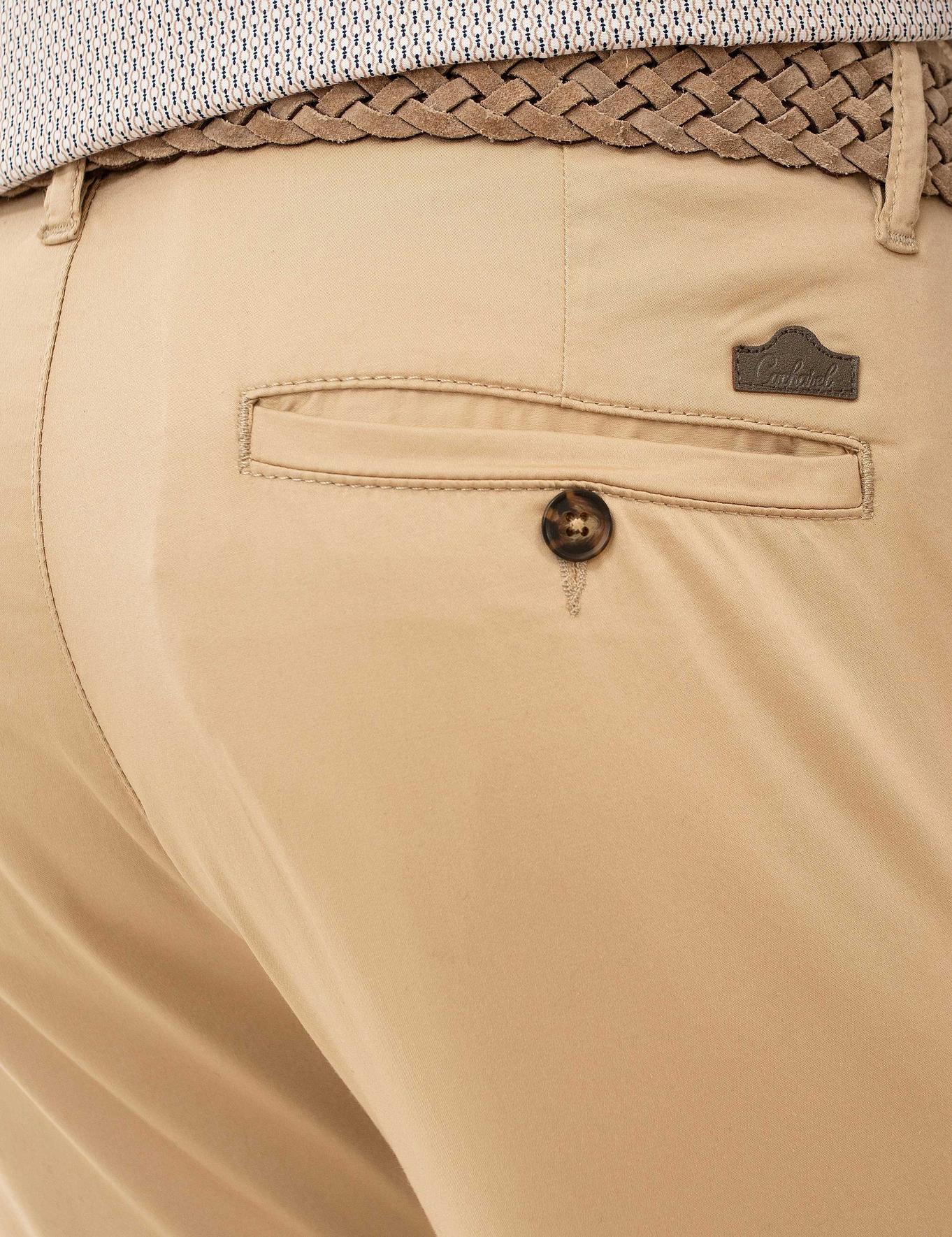 Camel Slim Fit Chino - 50213449074