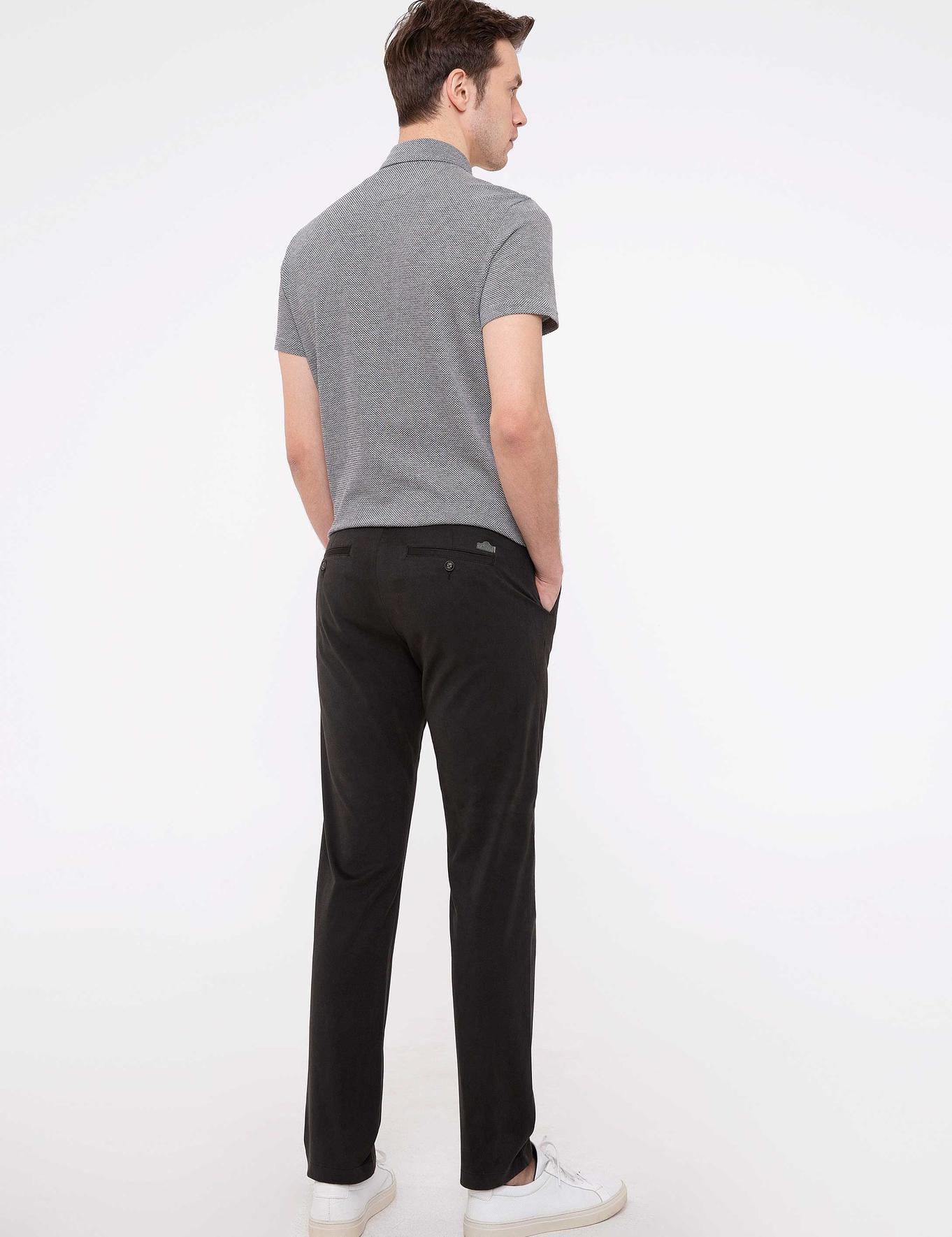 Siyah Slim Fit Chino - 50213508011