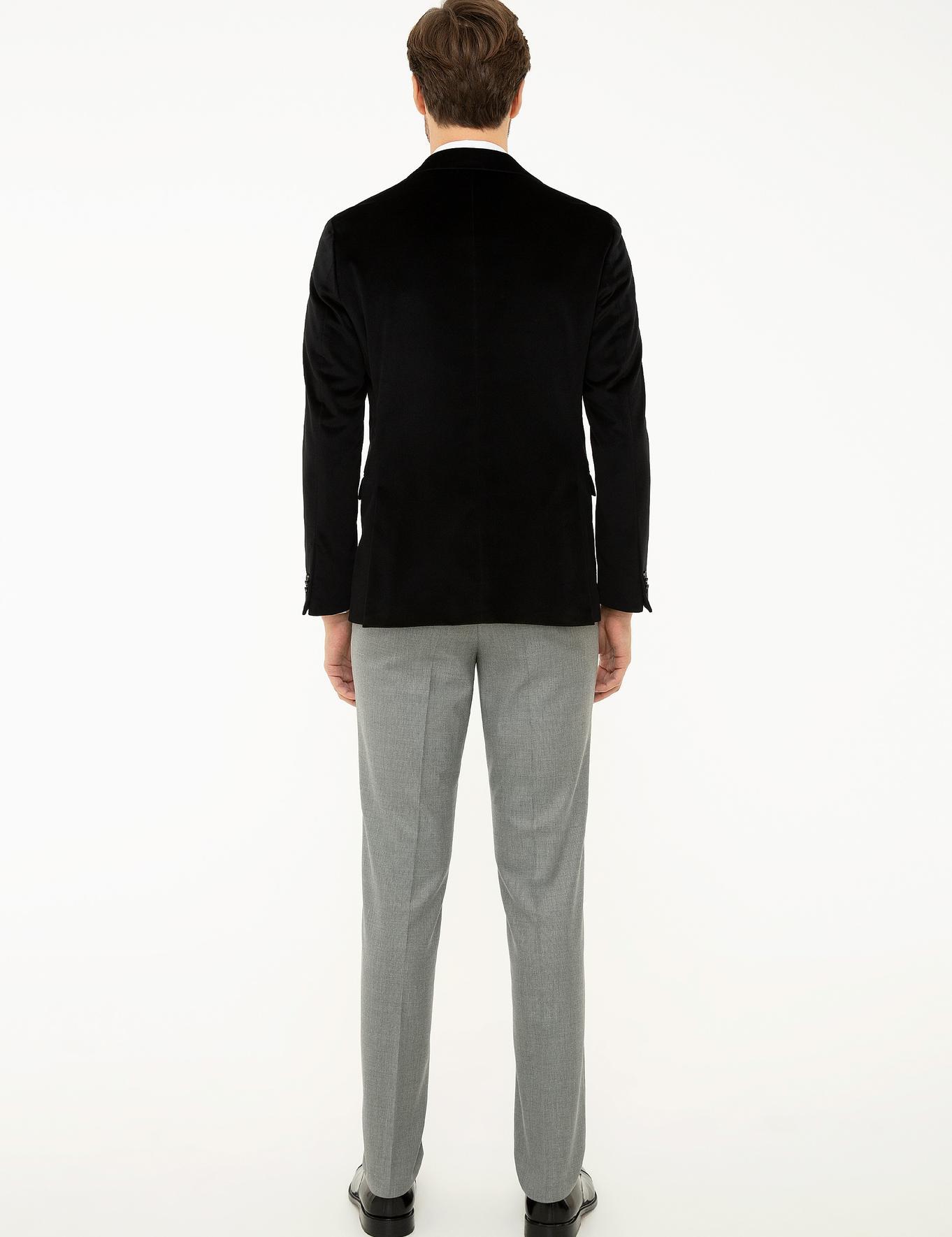 Antrasit Slim Fit Pantolon - 50225624003