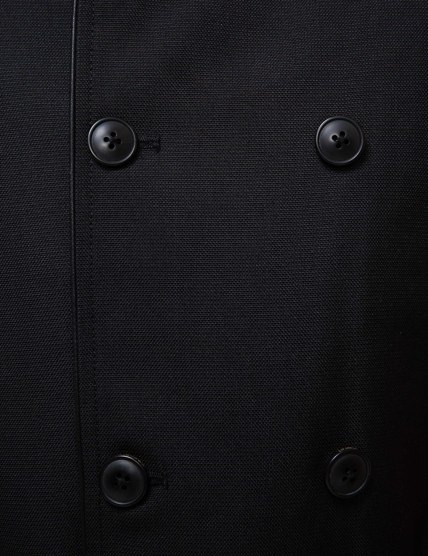 Siyah Trençkot - 50193624003