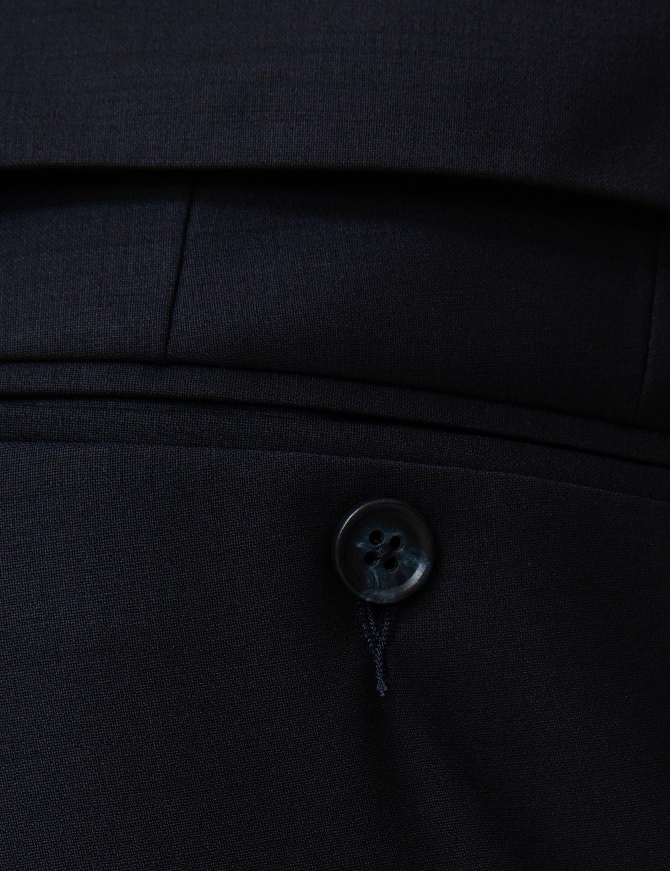 Lacivert Slim Fit Takım Elbise - 50206330215