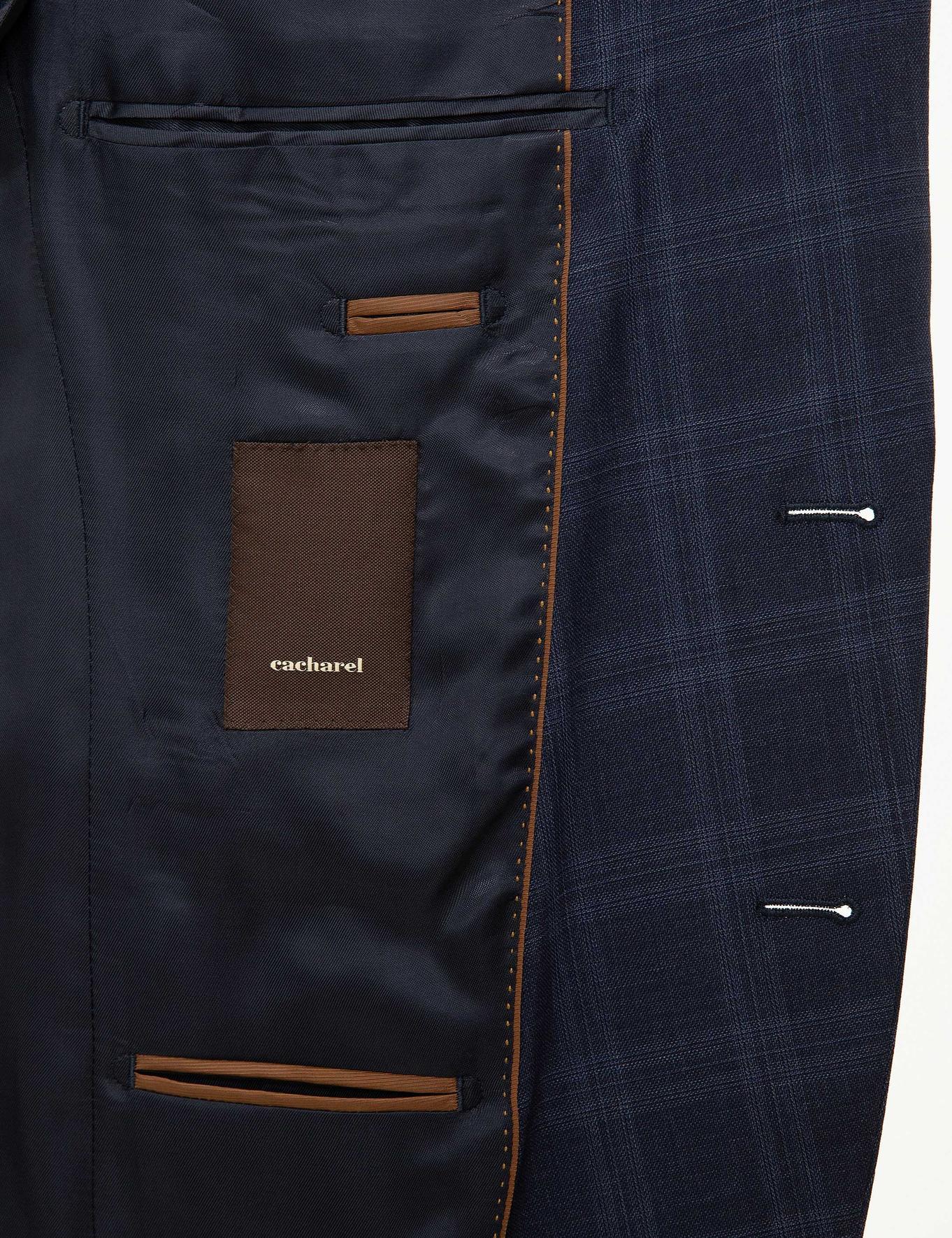 Açık Lacivert Ex. Slim Fit Takım Elbise - 50225488011