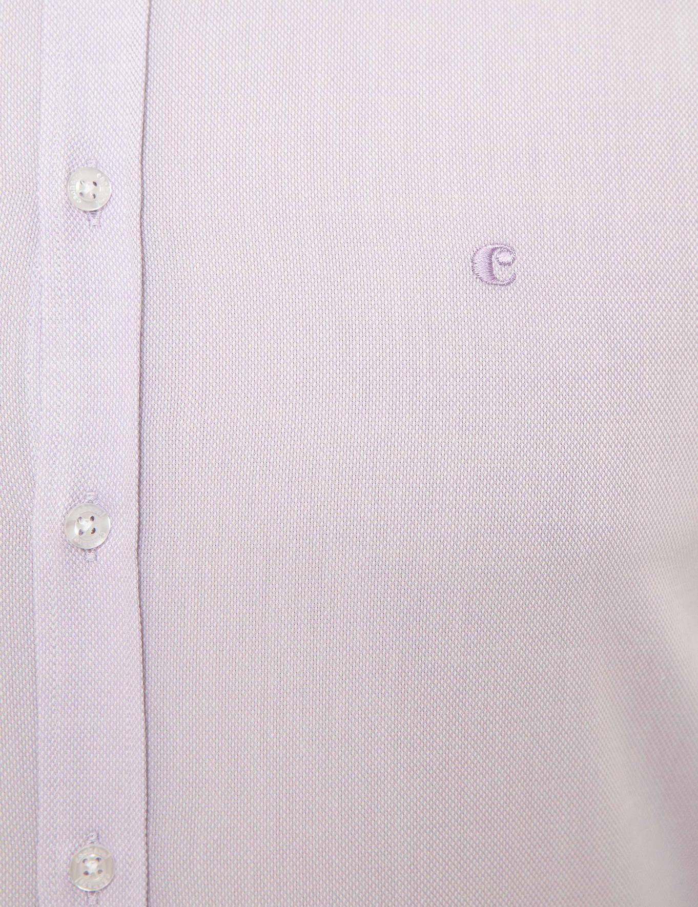 Pembe Slim Fit Gömlek - 50199630004