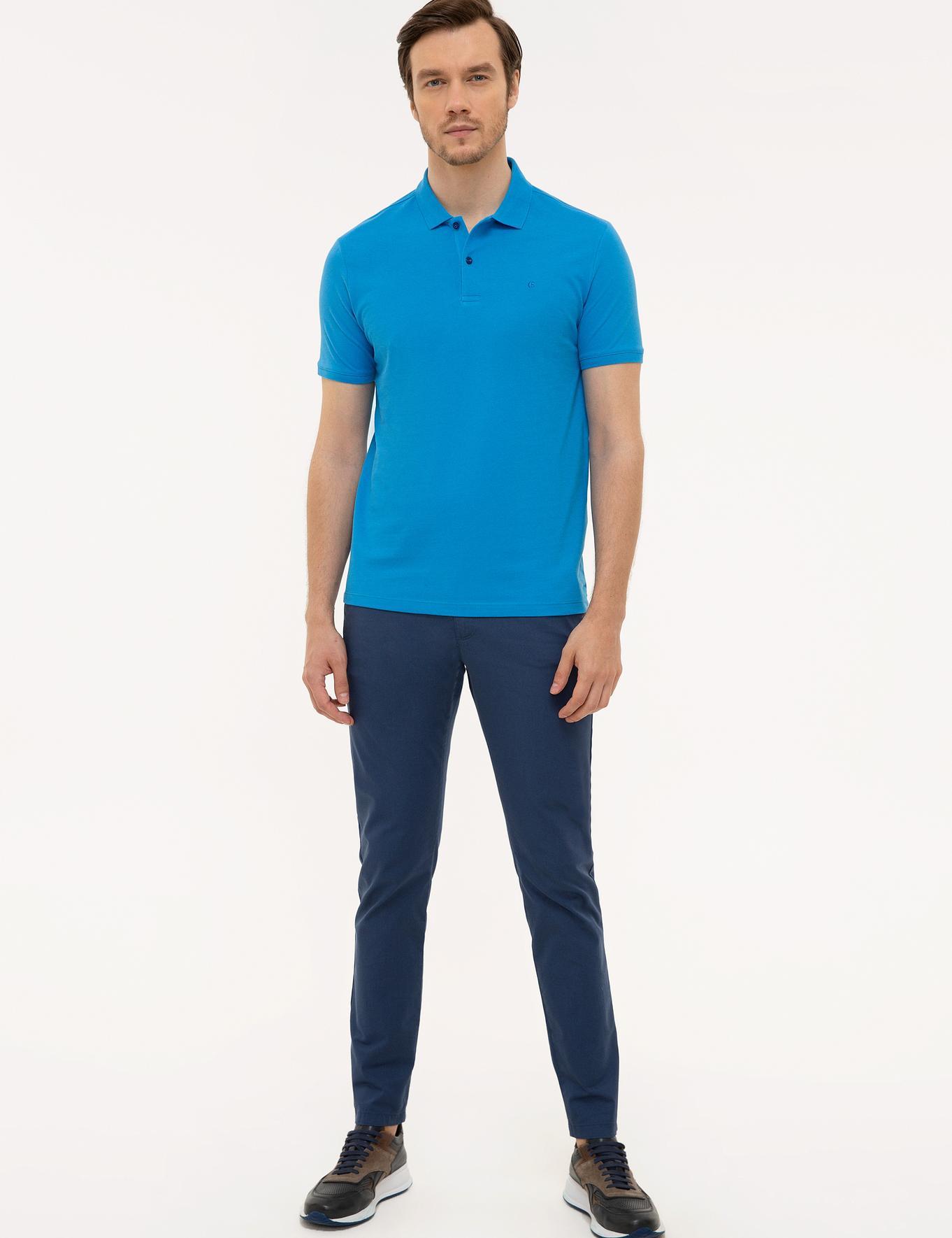 Polo Yaka Basic T-Shirt - 50226962027