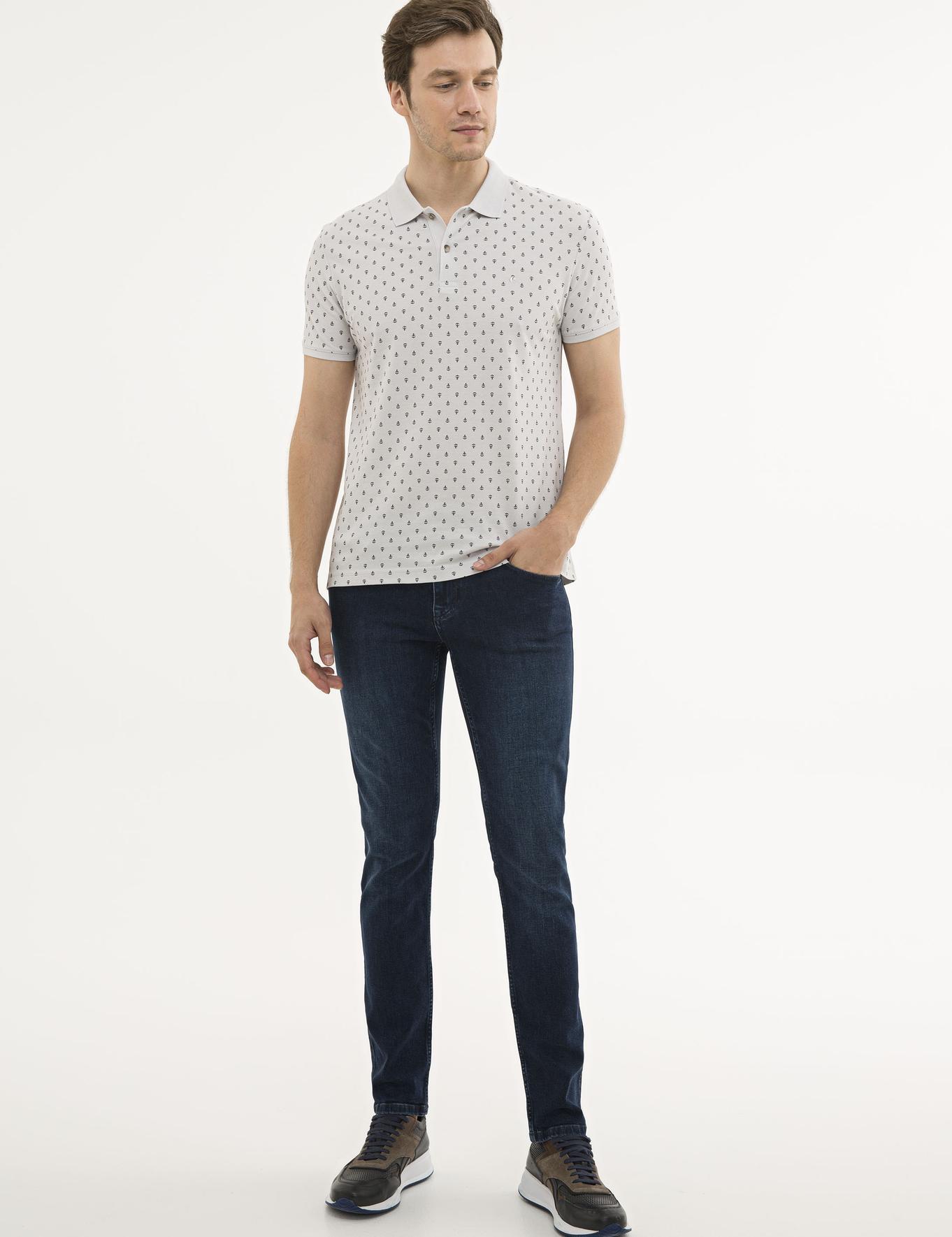 Polo Yaka T-Shirt - 50230523012