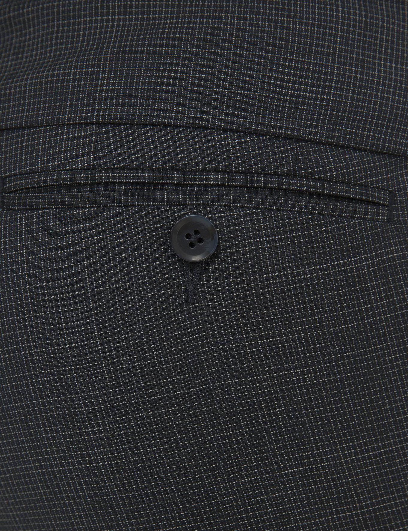 Lacivert Slim Fit Takım Elbise - 50219651020