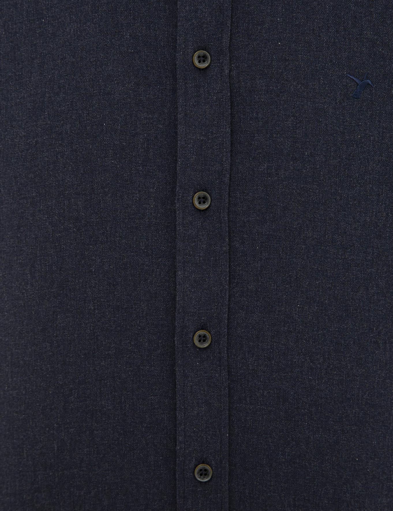 Lacivert Slim Fit Gömlek - 50227042009