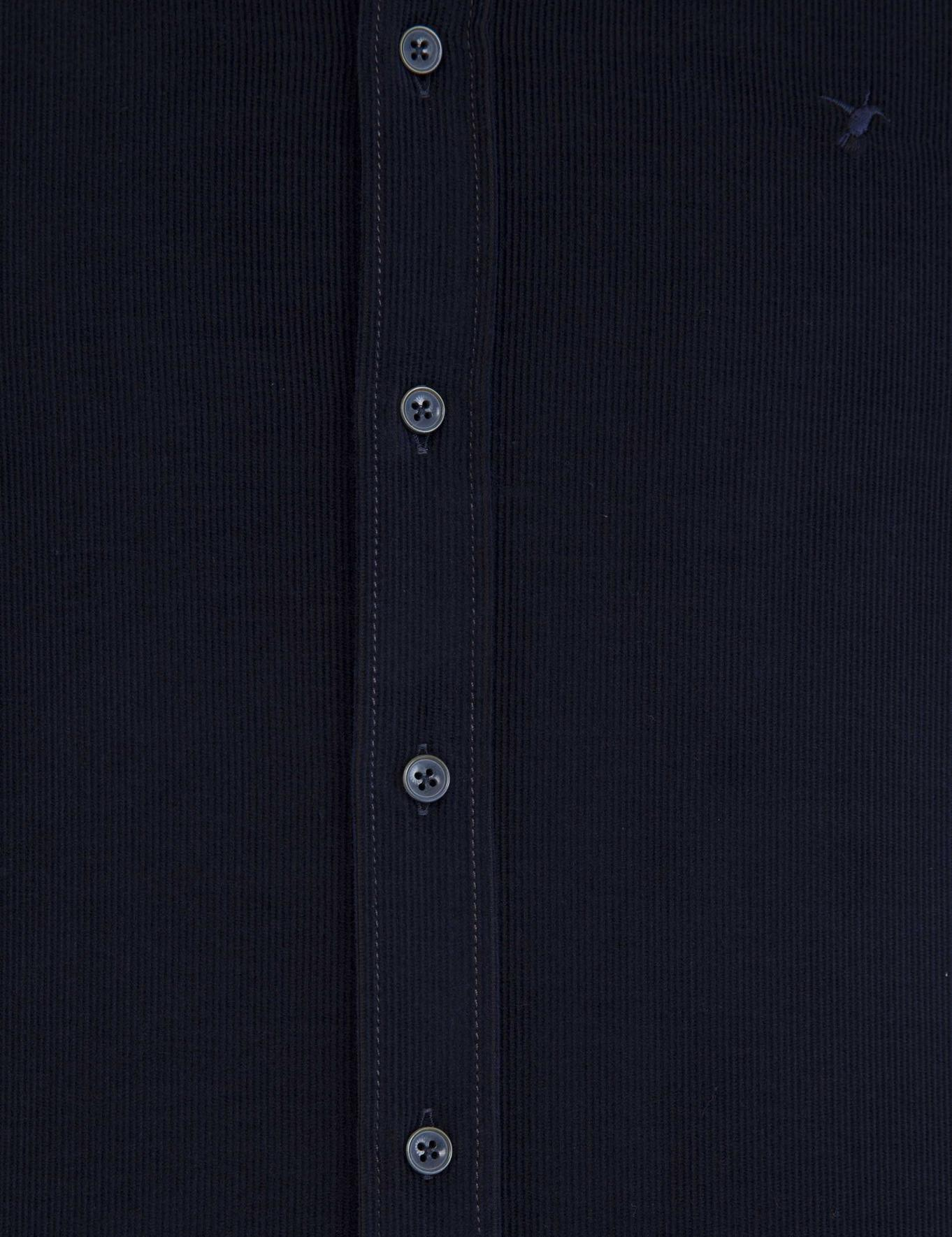 Lacivert Slim Fit Gömlek - 50227351029