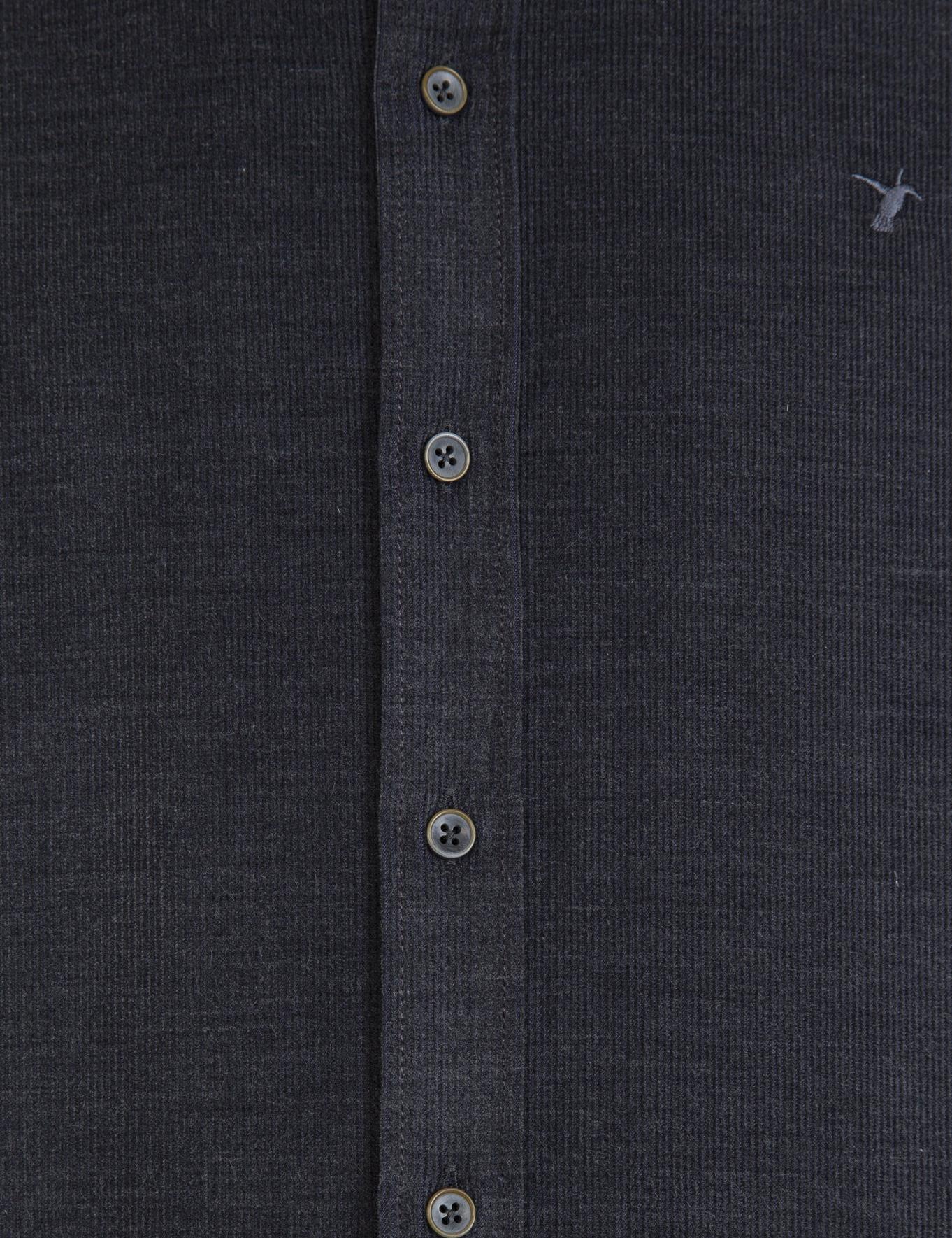 Füme Slim Fit Gömlek - 50227351045
