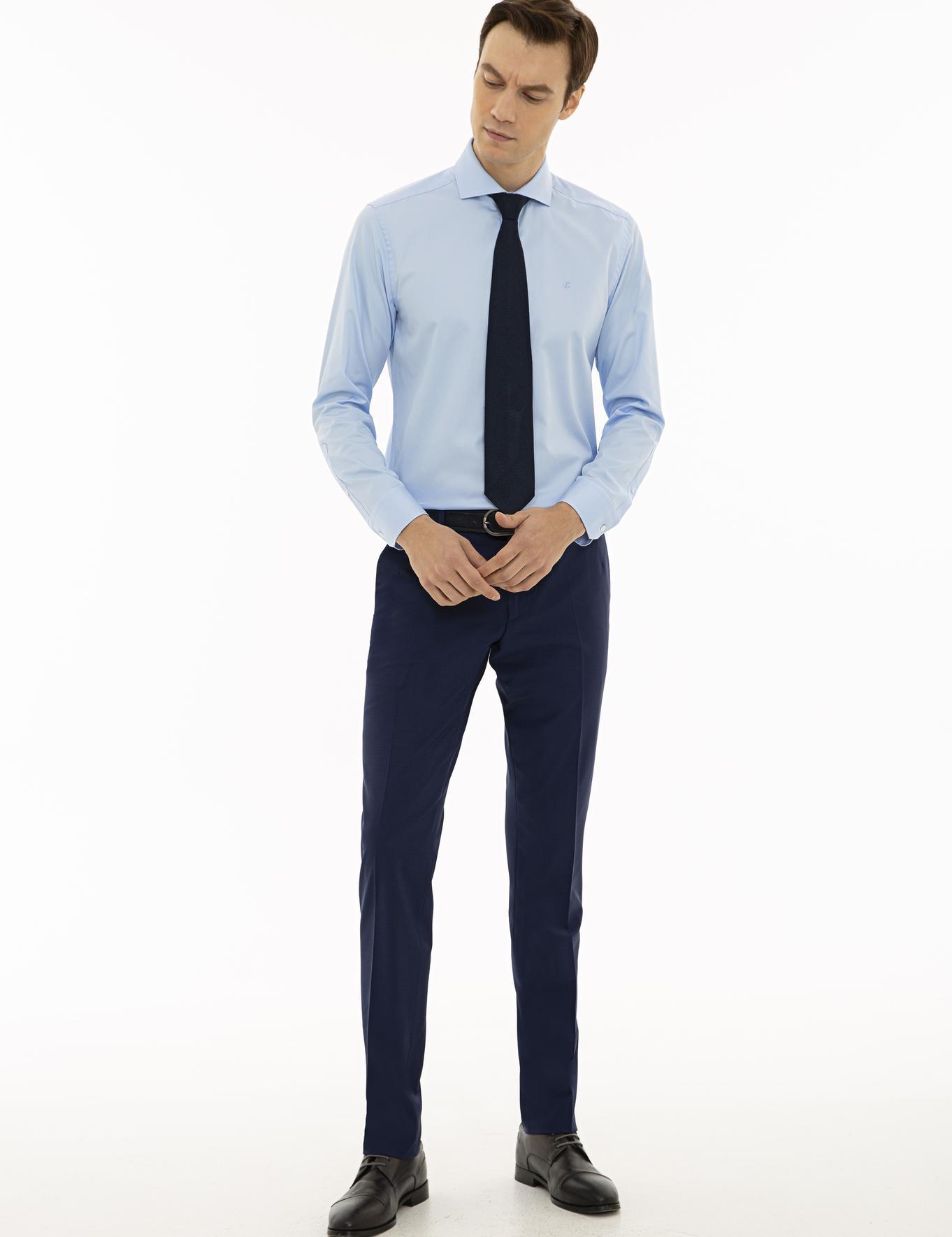 Mavi Slim Fit Basic Gömlek - 50223231099