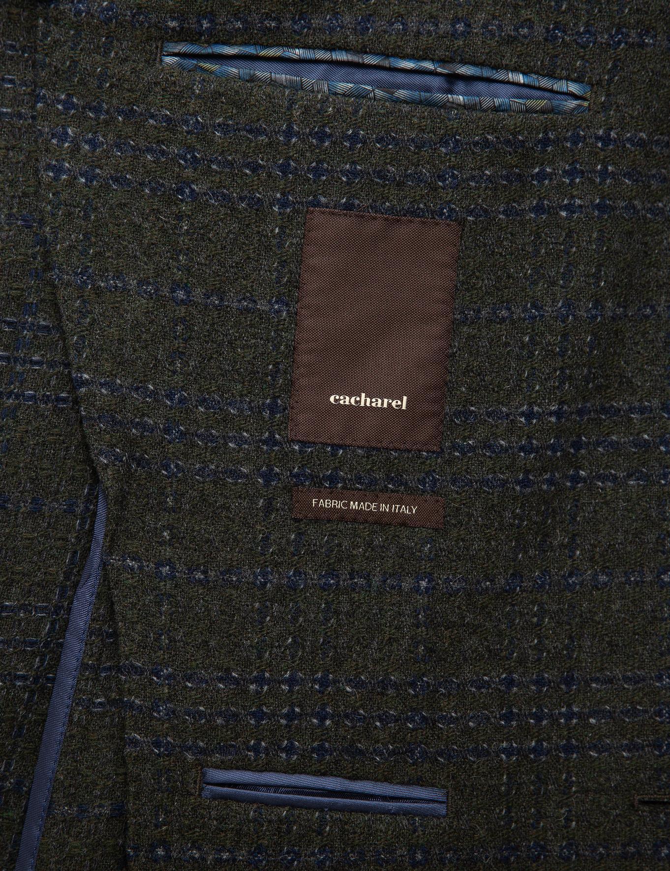Yeşil Slim Fit Ceket - 50192491020