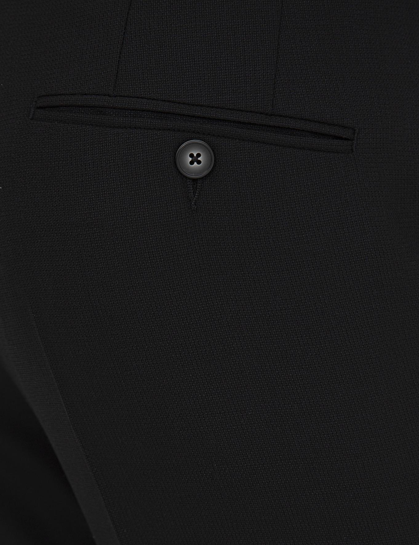 Siyah Slim Fit Pantolon - 50235732014