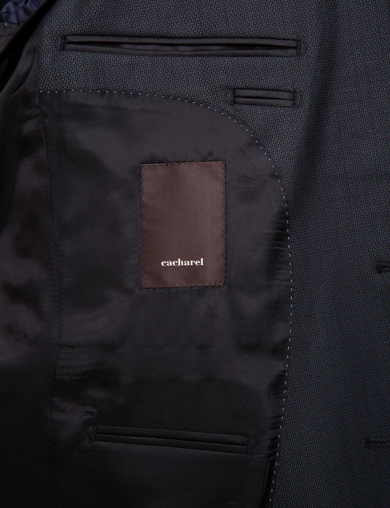 Siyah Slim Fit Takım Elbise - 50200621038