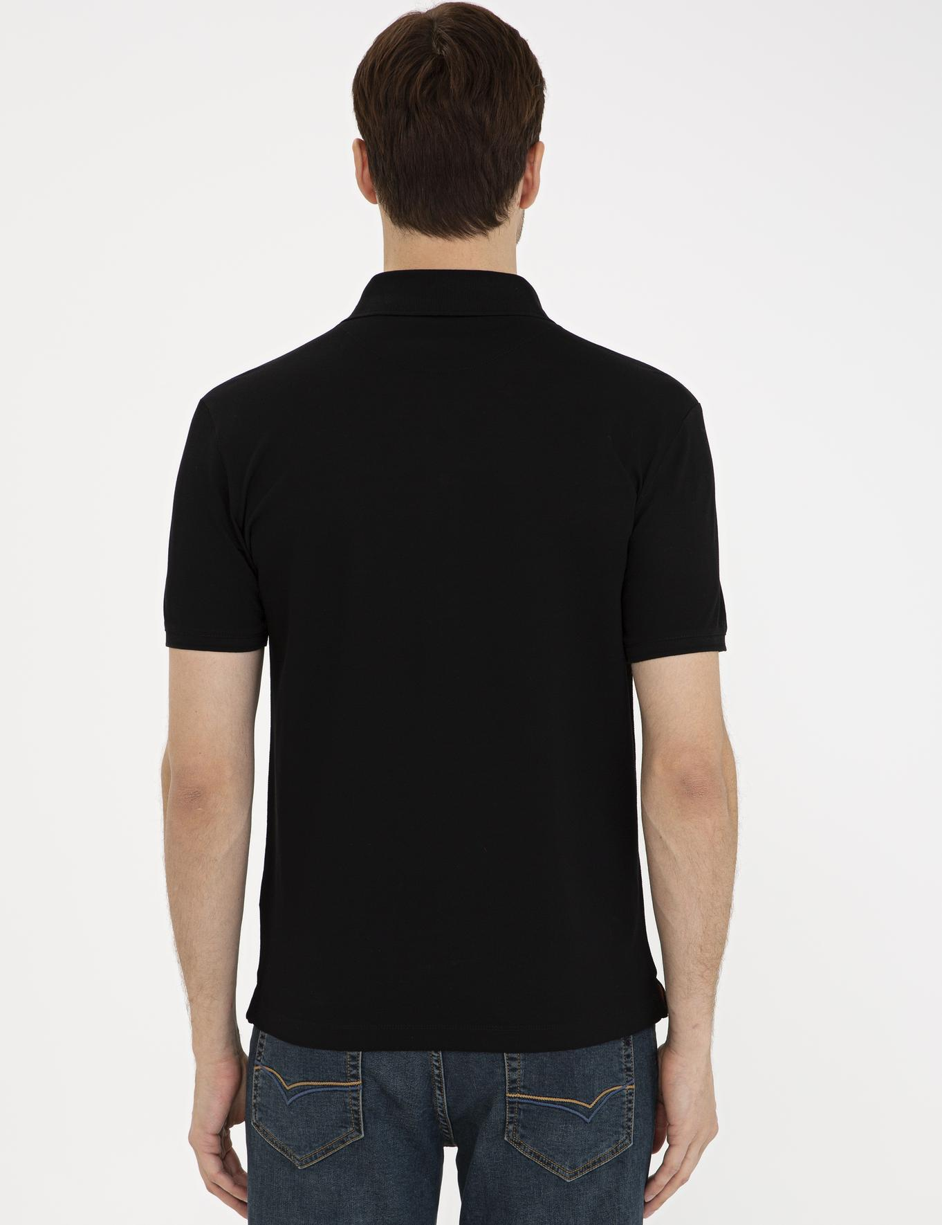 Polo Yaka Basic T-Shirt - 50232853142