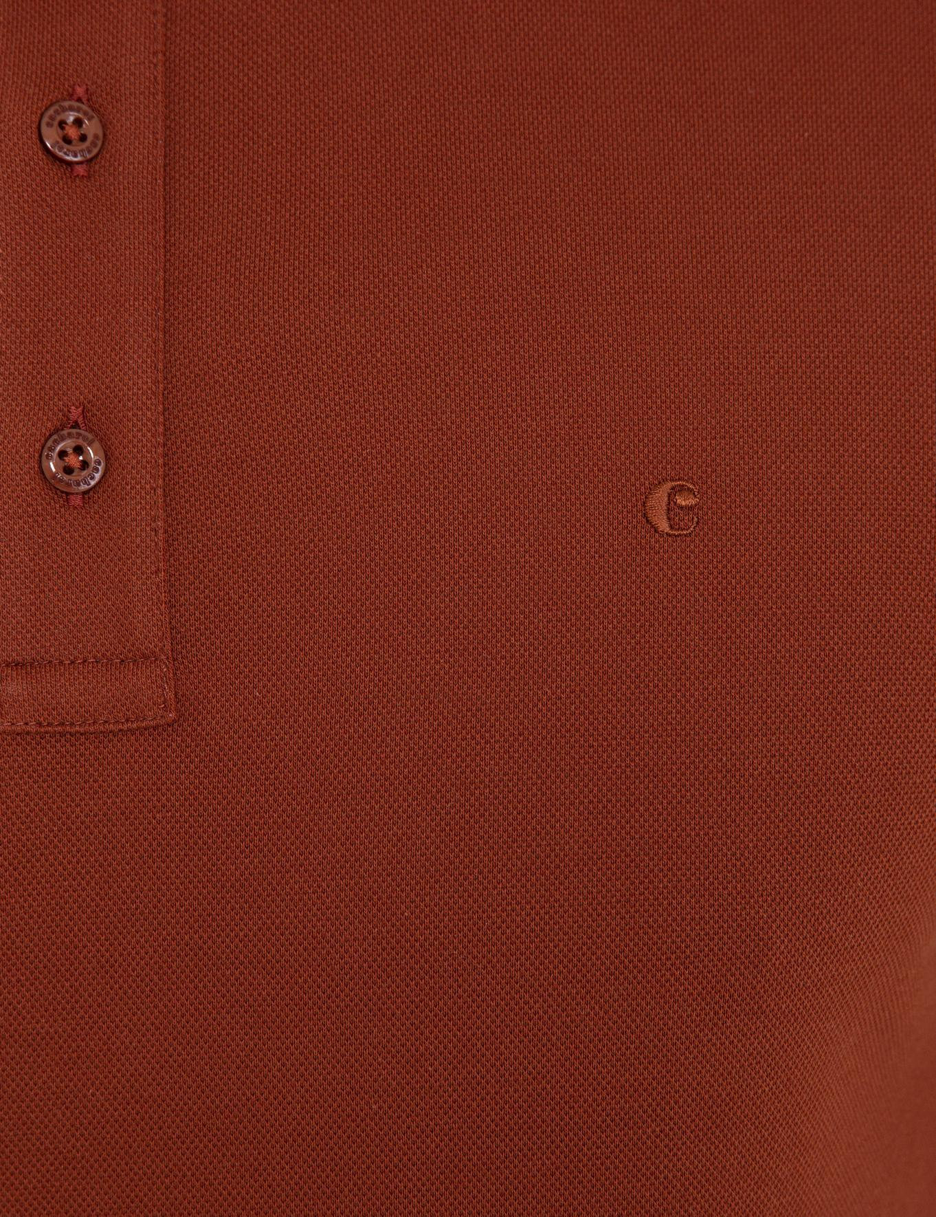 Polo Yaka Basic T-Shirt - 50232853087