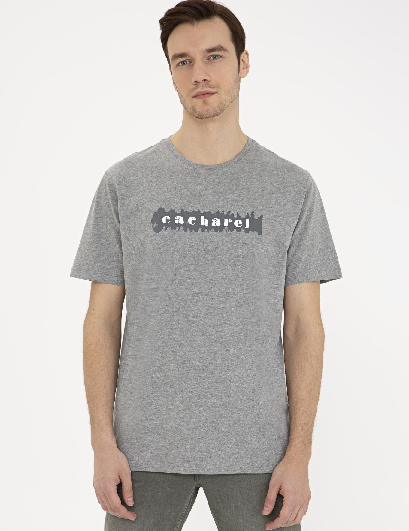 Bisiklet Yaka T-Shirt - 50235691016