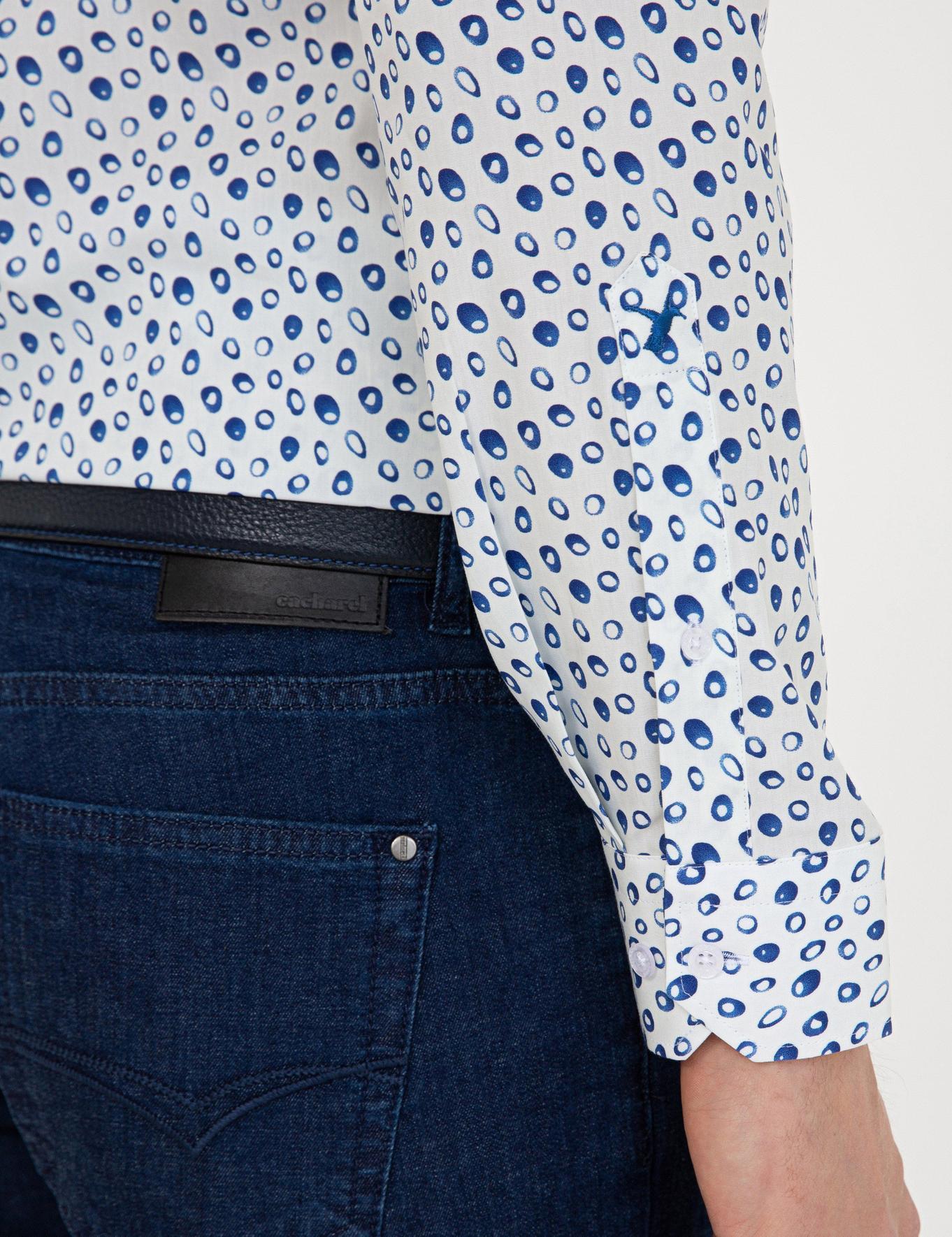 Mavi Slim Fit Gömlek - 50233358008