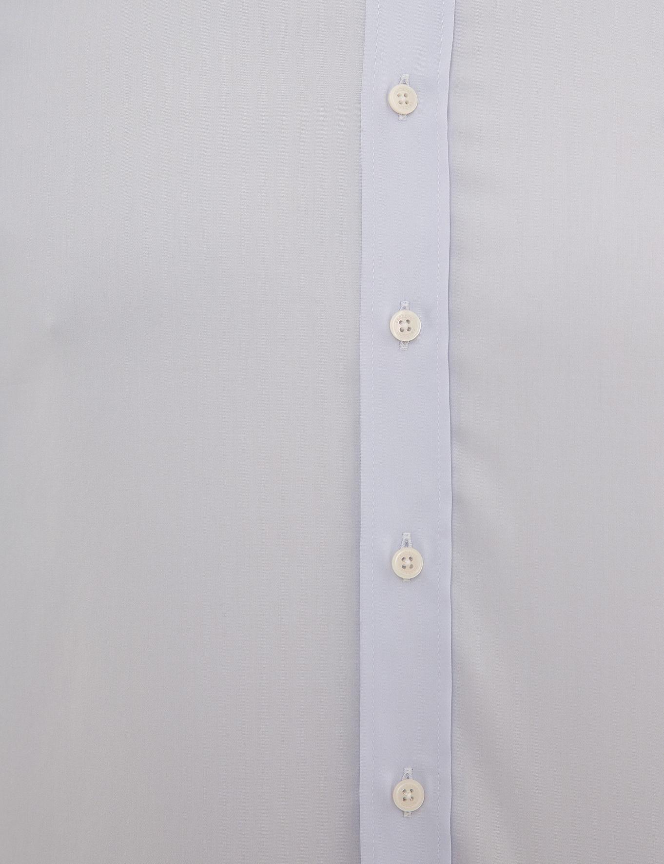 Açık Mavi Slim Fit Basic Gömlek - 50223224031