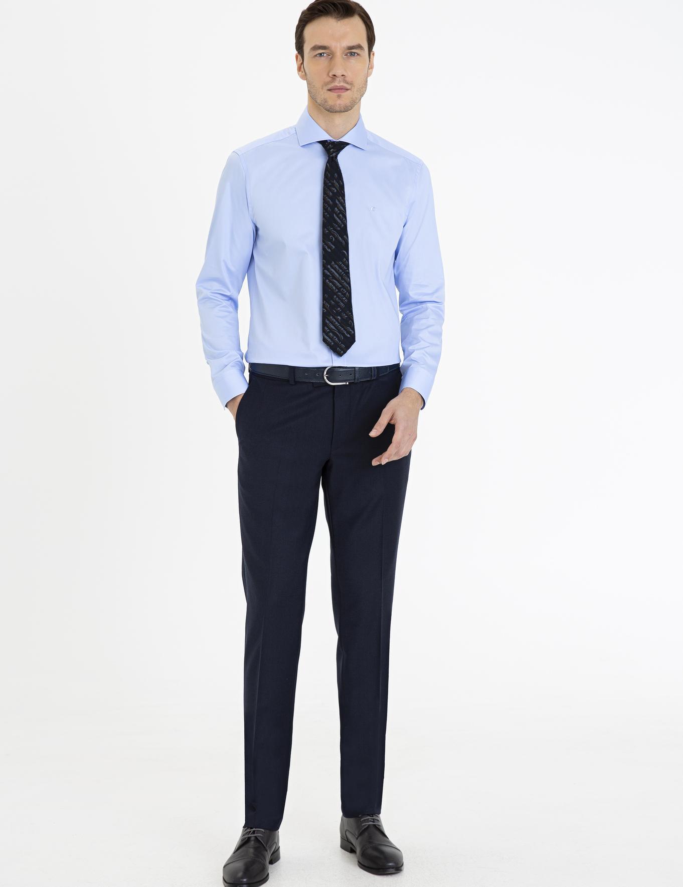 Mavi Slim Fit Basic Gömlek - 50229004093