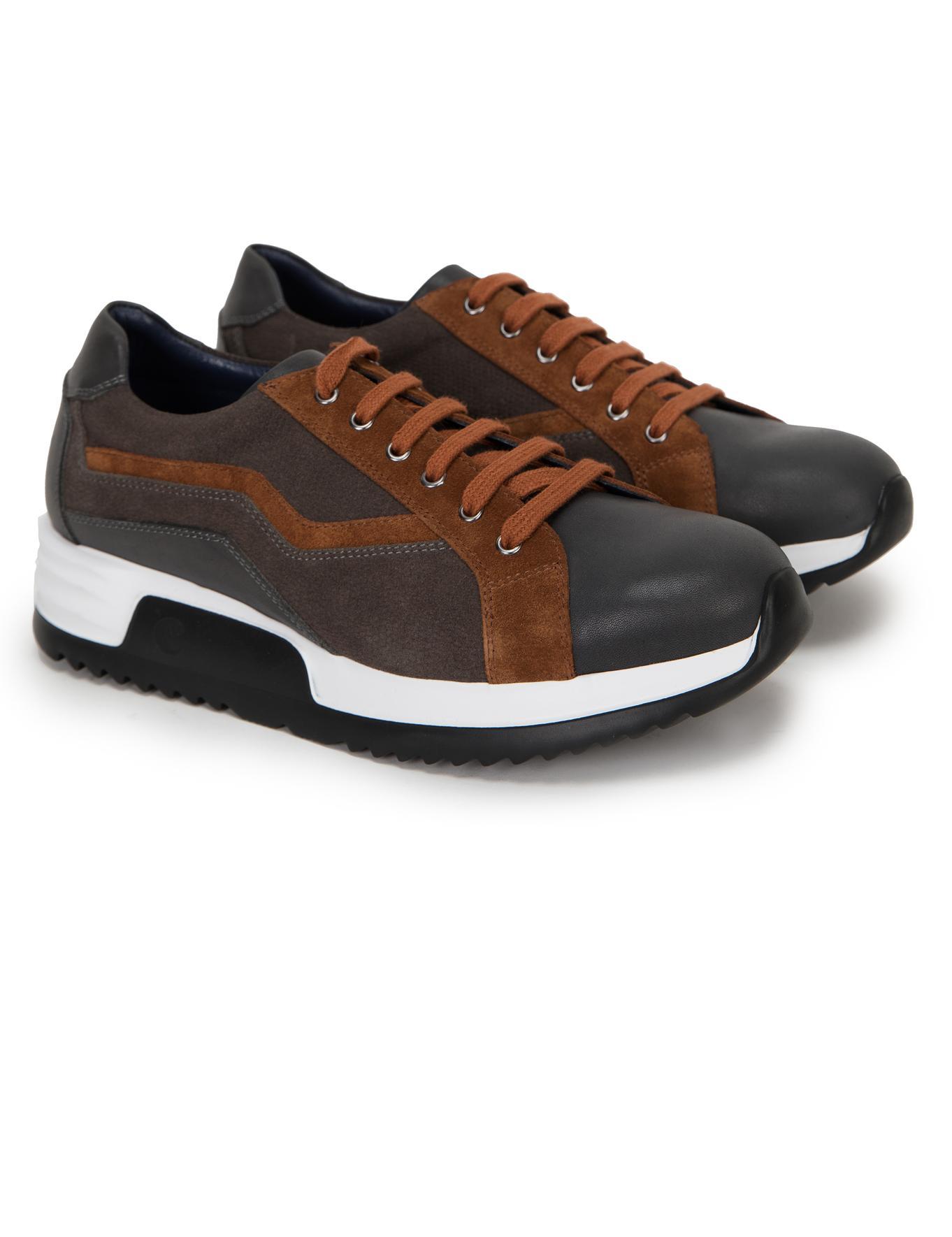 Antrasit Ayakkabı - 50214182003