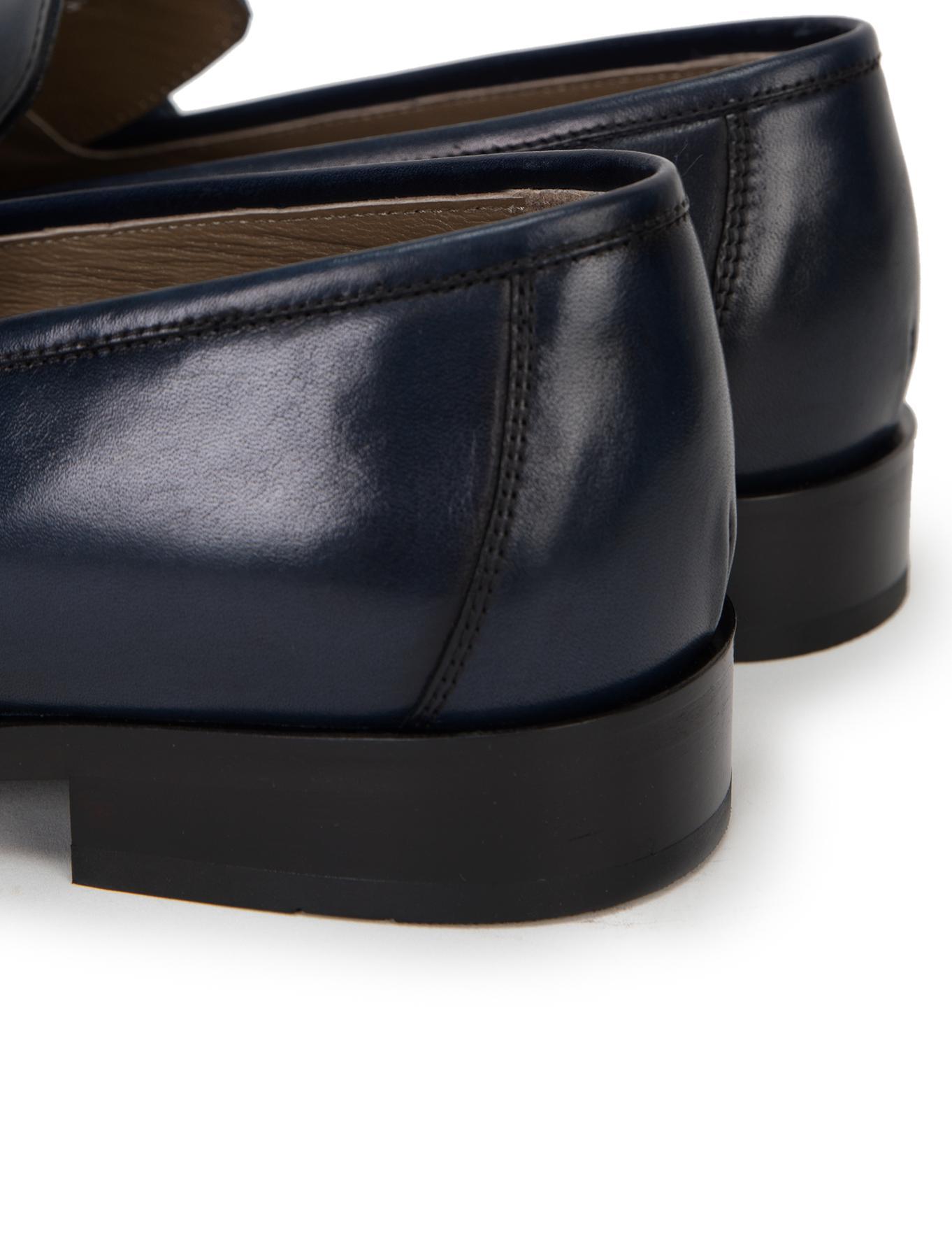 Lacivert Ayakkabı - 50235836009