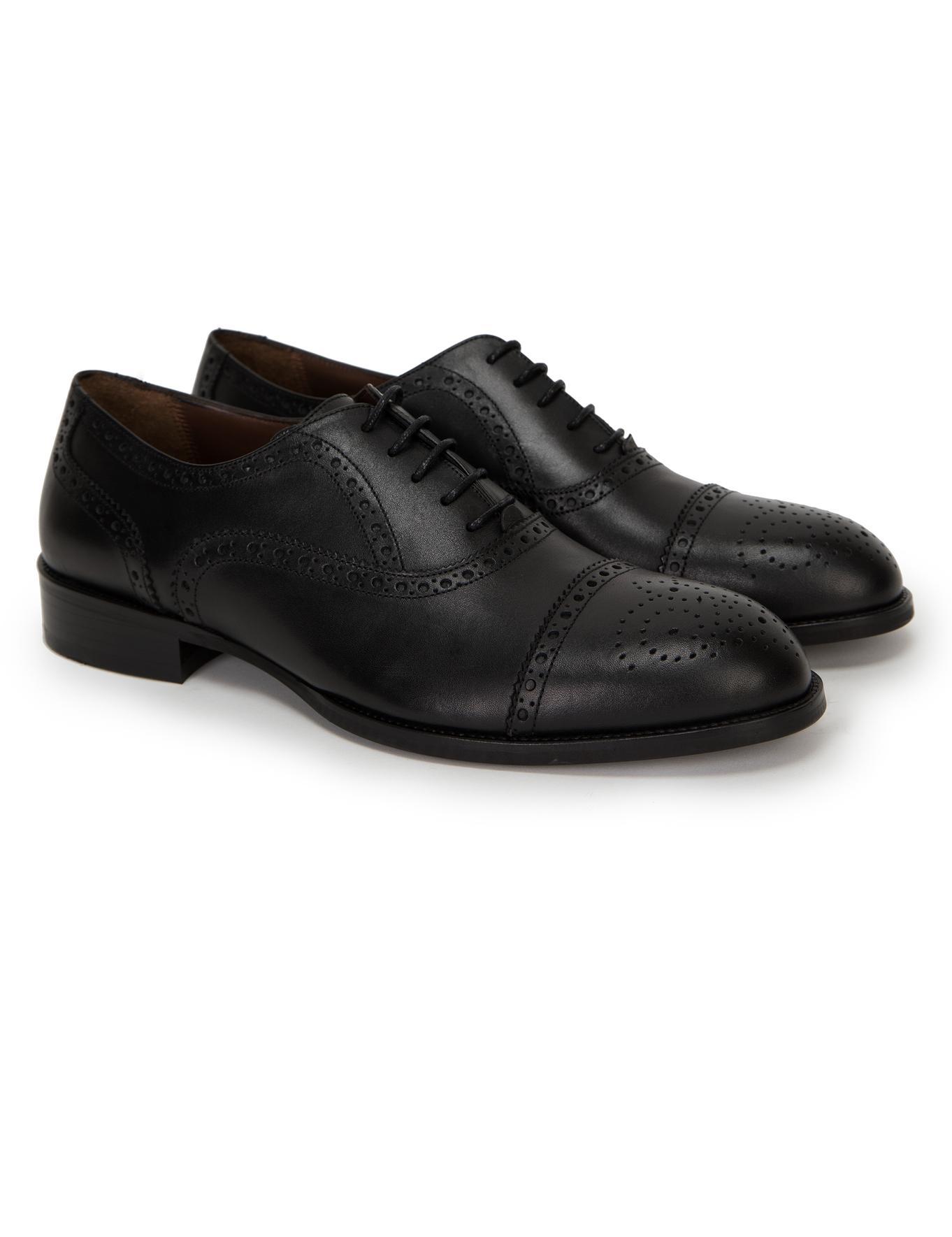 Siyah Ayakkabı - 50235828005