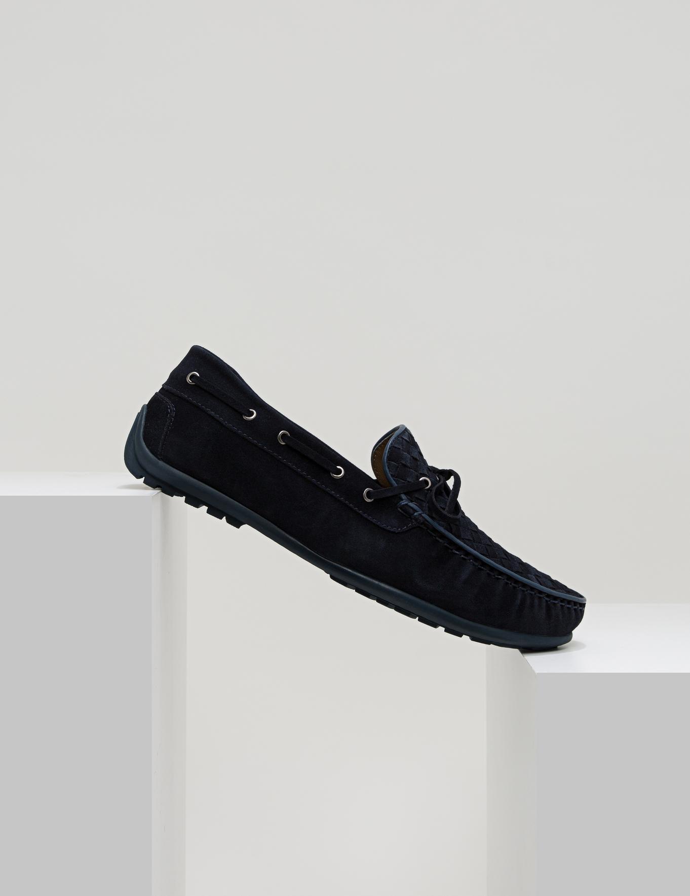 Lacivert Ayakkabı - 50235875009