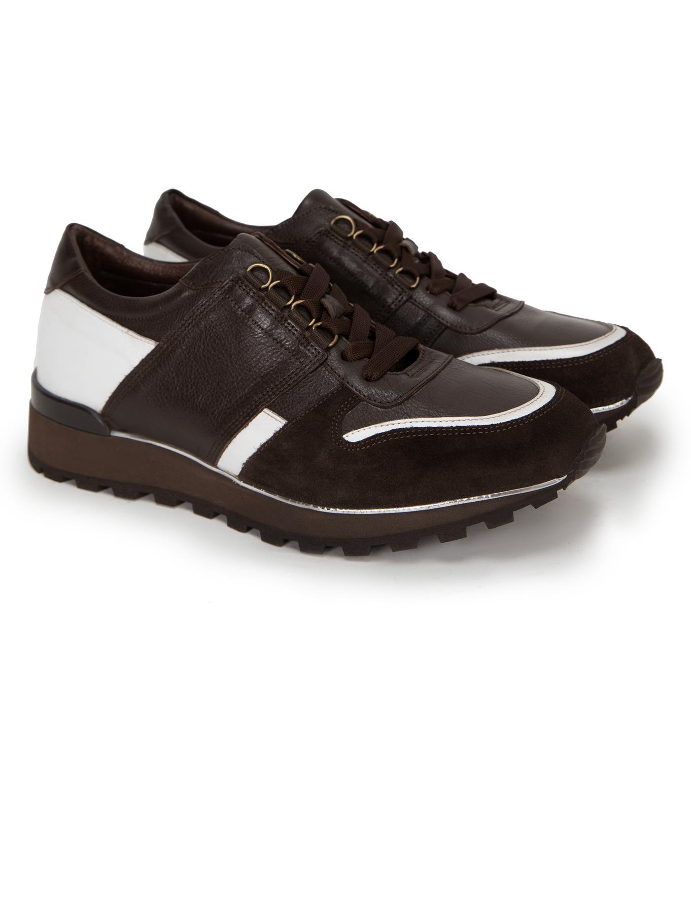 Kahverengi Klasik Ayakkabı - 50230187019