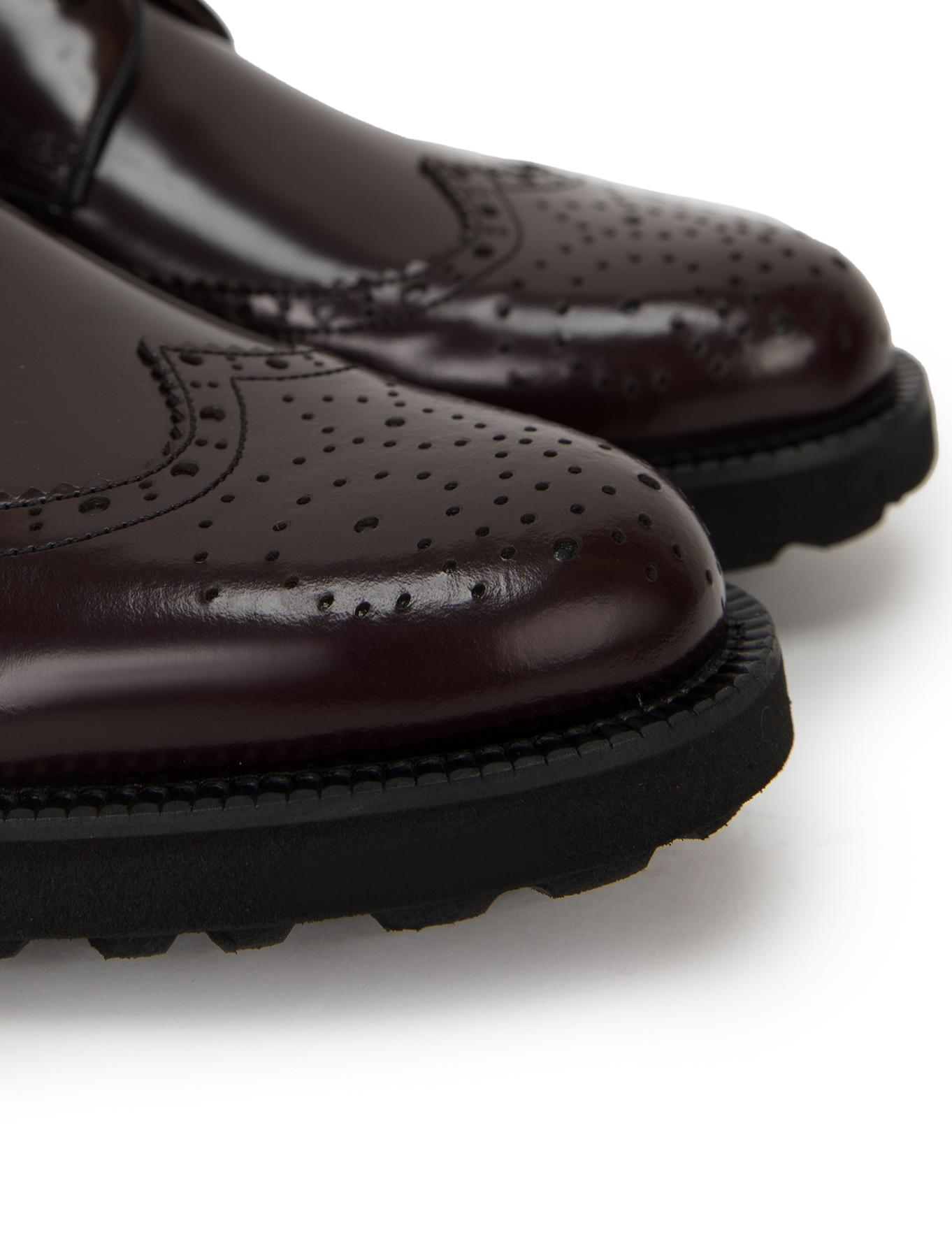 Bordo Ayakkabı - 50230198028