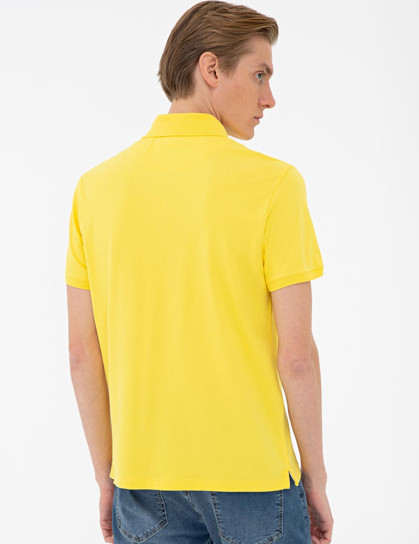 Polo Yaka Basic T-Shirt - 50232915099