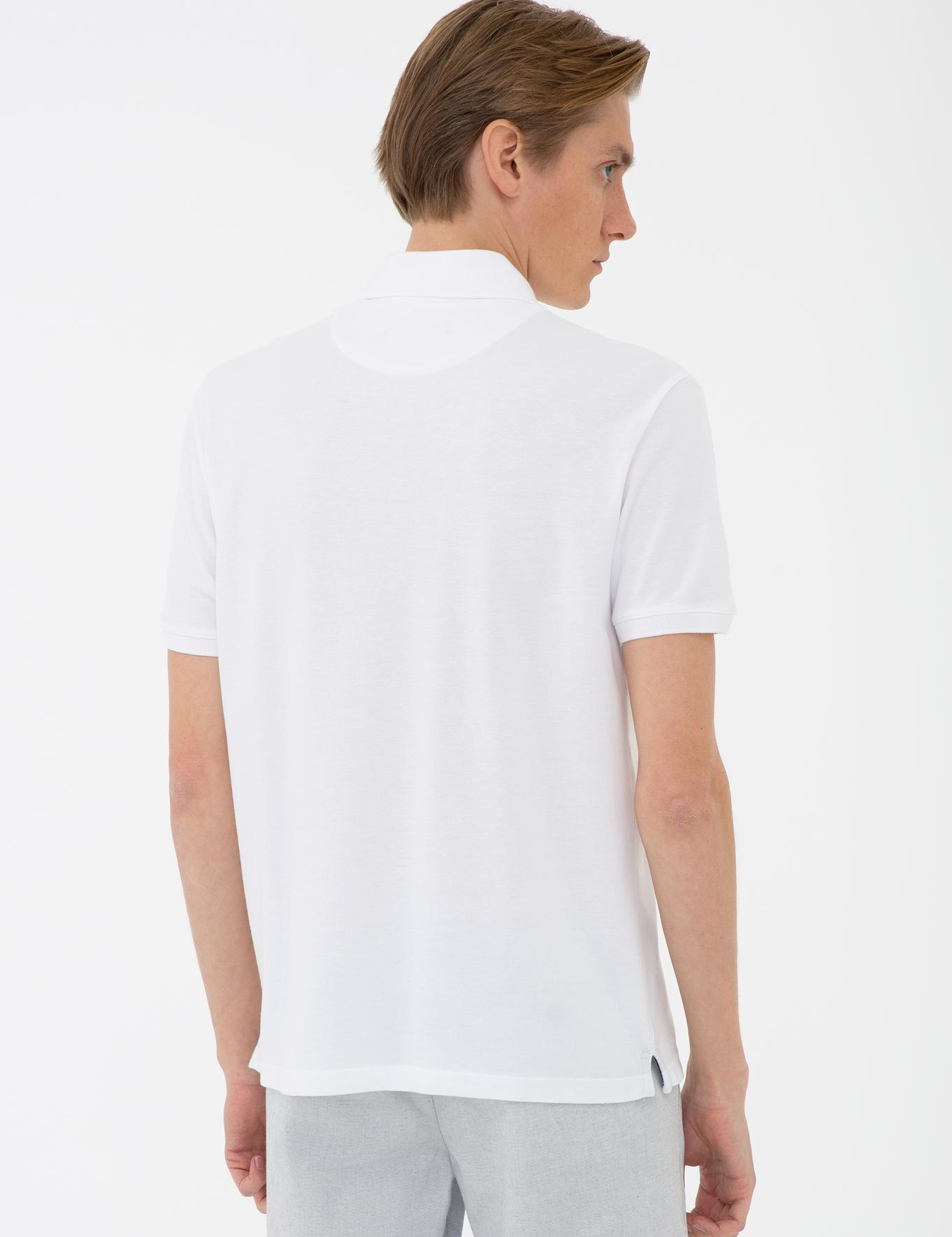 Polo Yaka Basic T-Shirt - 50232915005