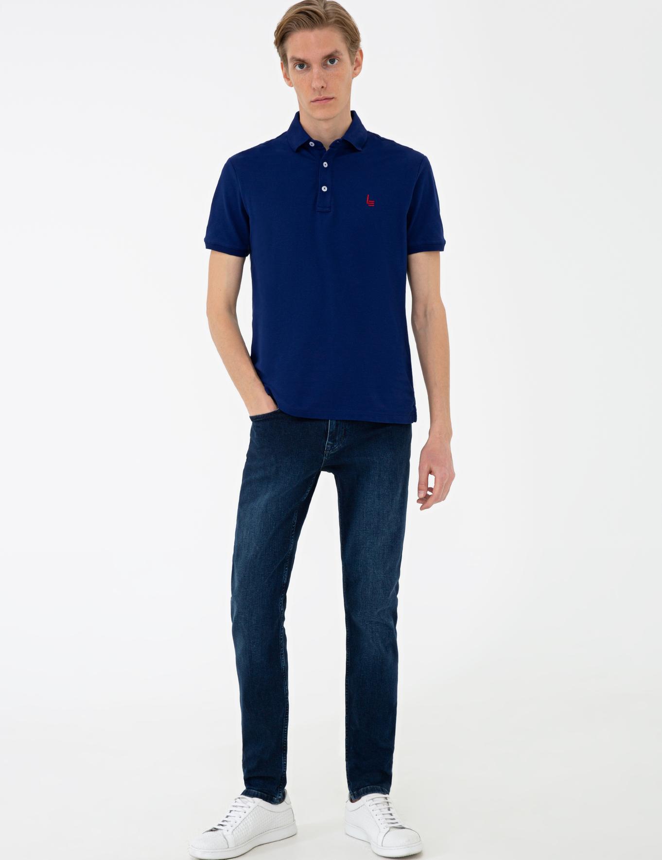 Polo Yaka Basic T-Shirt - 50232915103