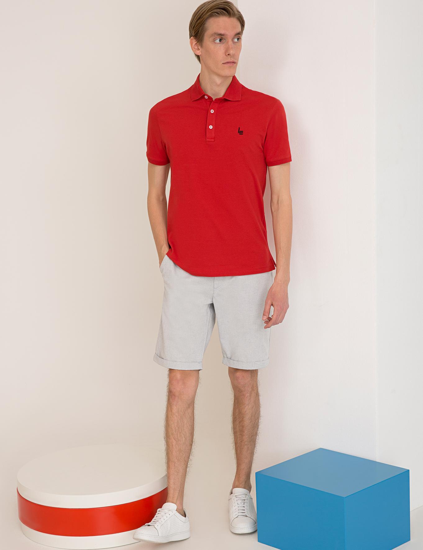 Polo Yaka Basic T-Shirt - 50232915161