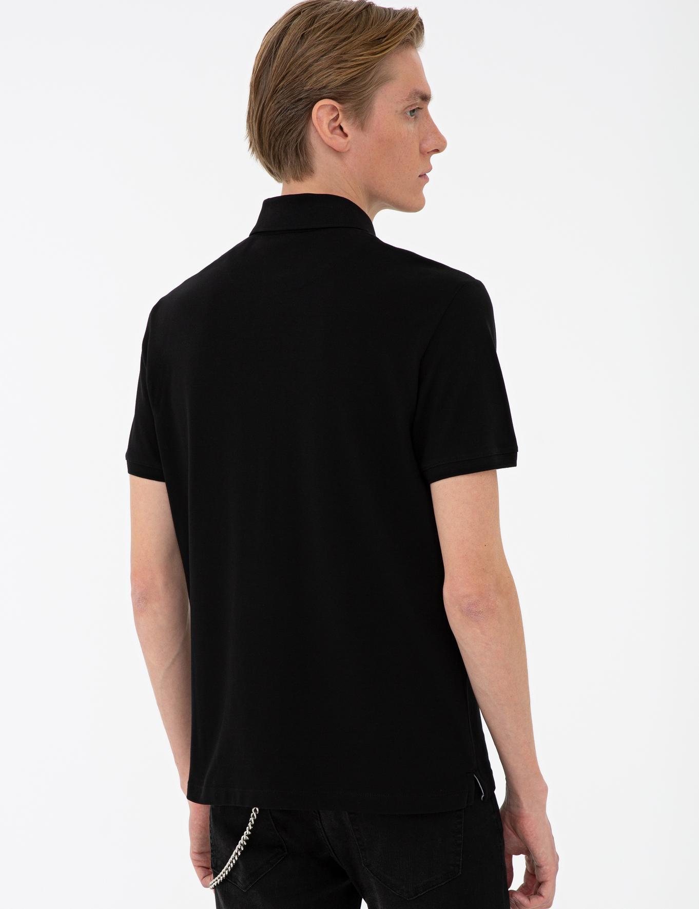Polo Yaka Basic T-Shirt - 50232915009