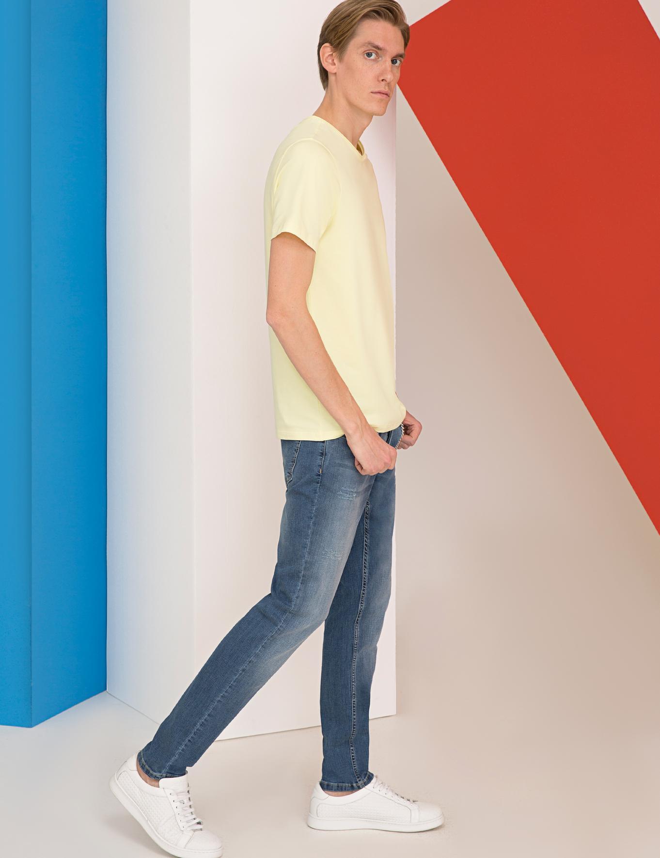 Mavi Real Slim Fit Denim - 50235800029
