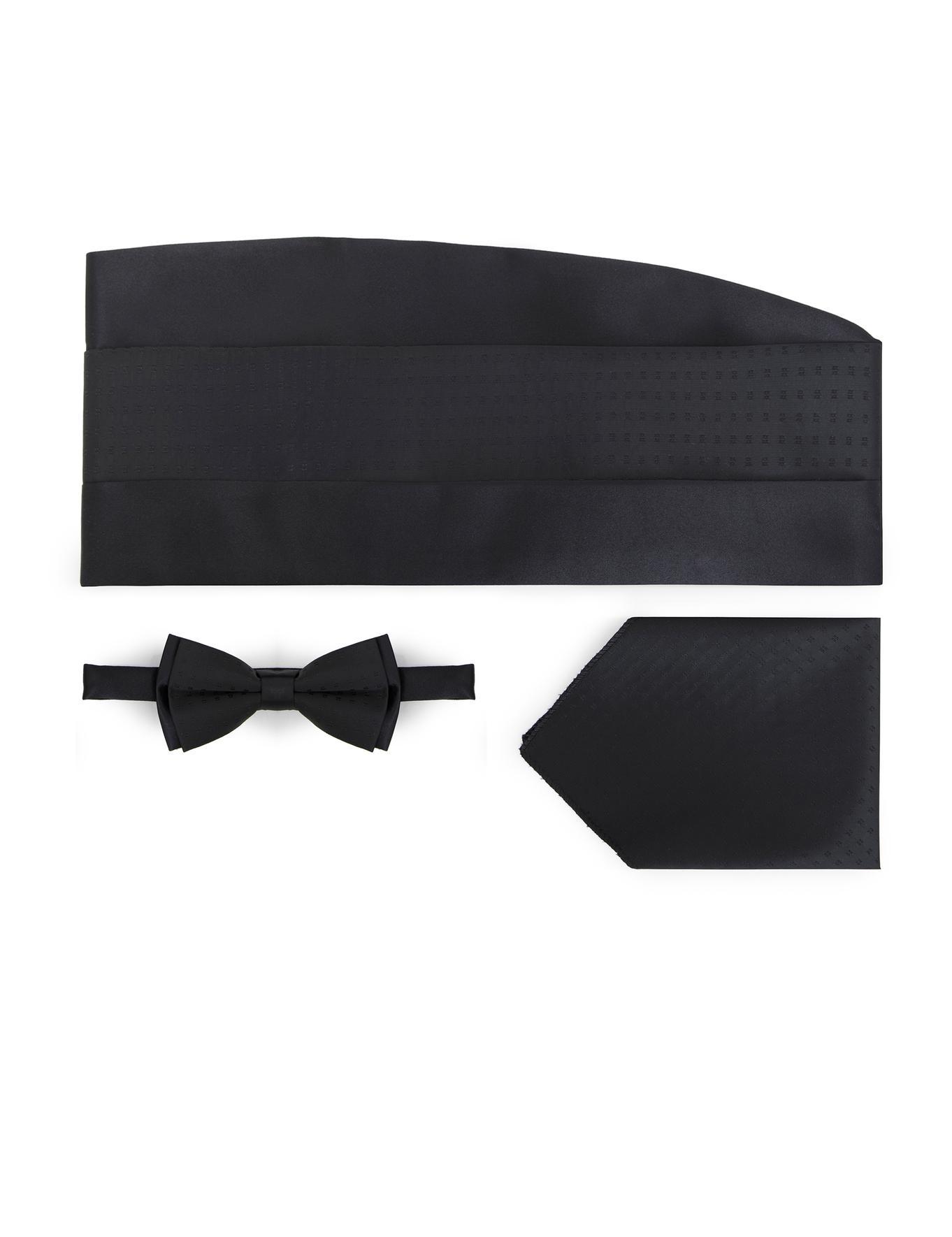 Siyah Papyon Kuşak - 50239632001