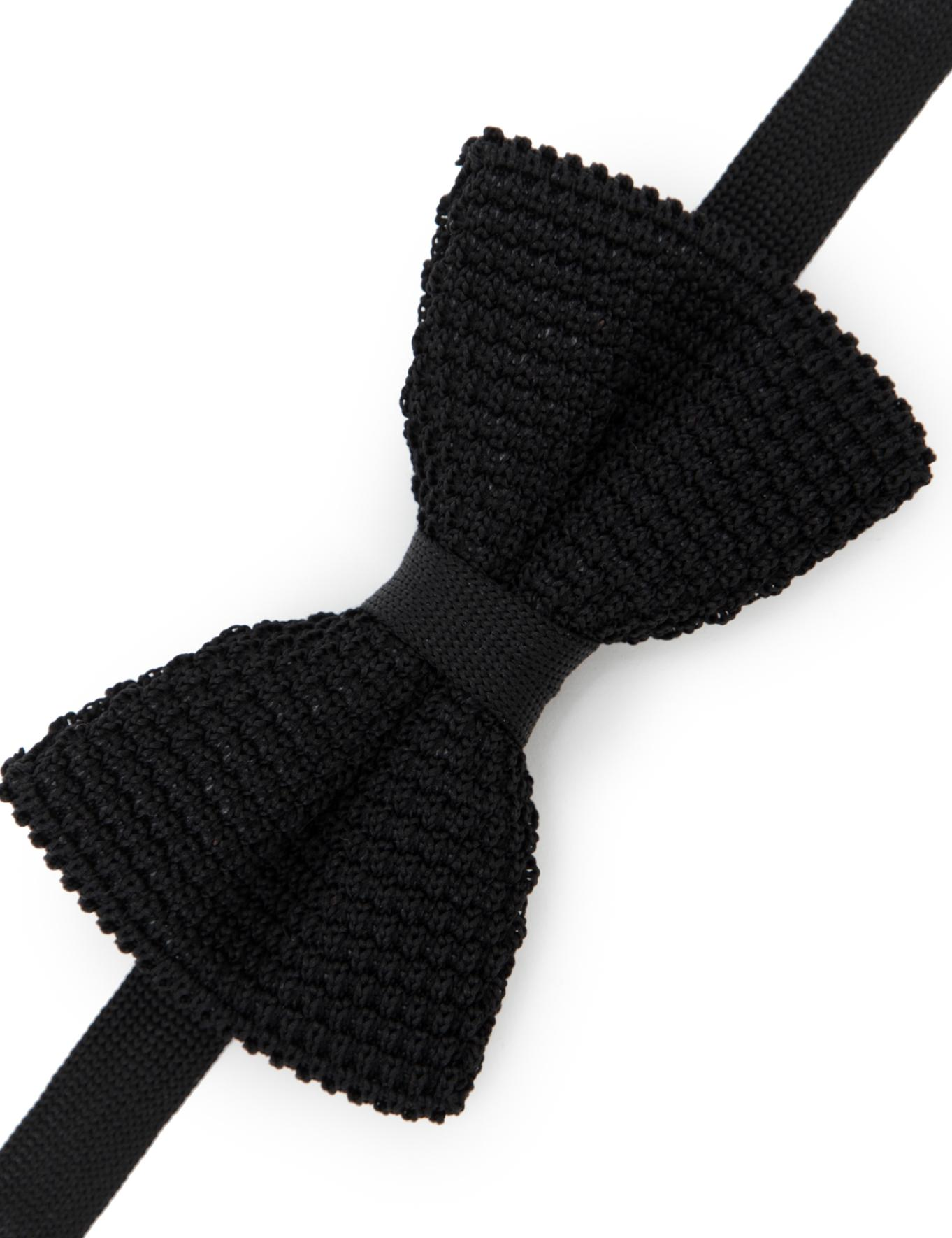 Siyah Papyon Kuşak - 50239620001