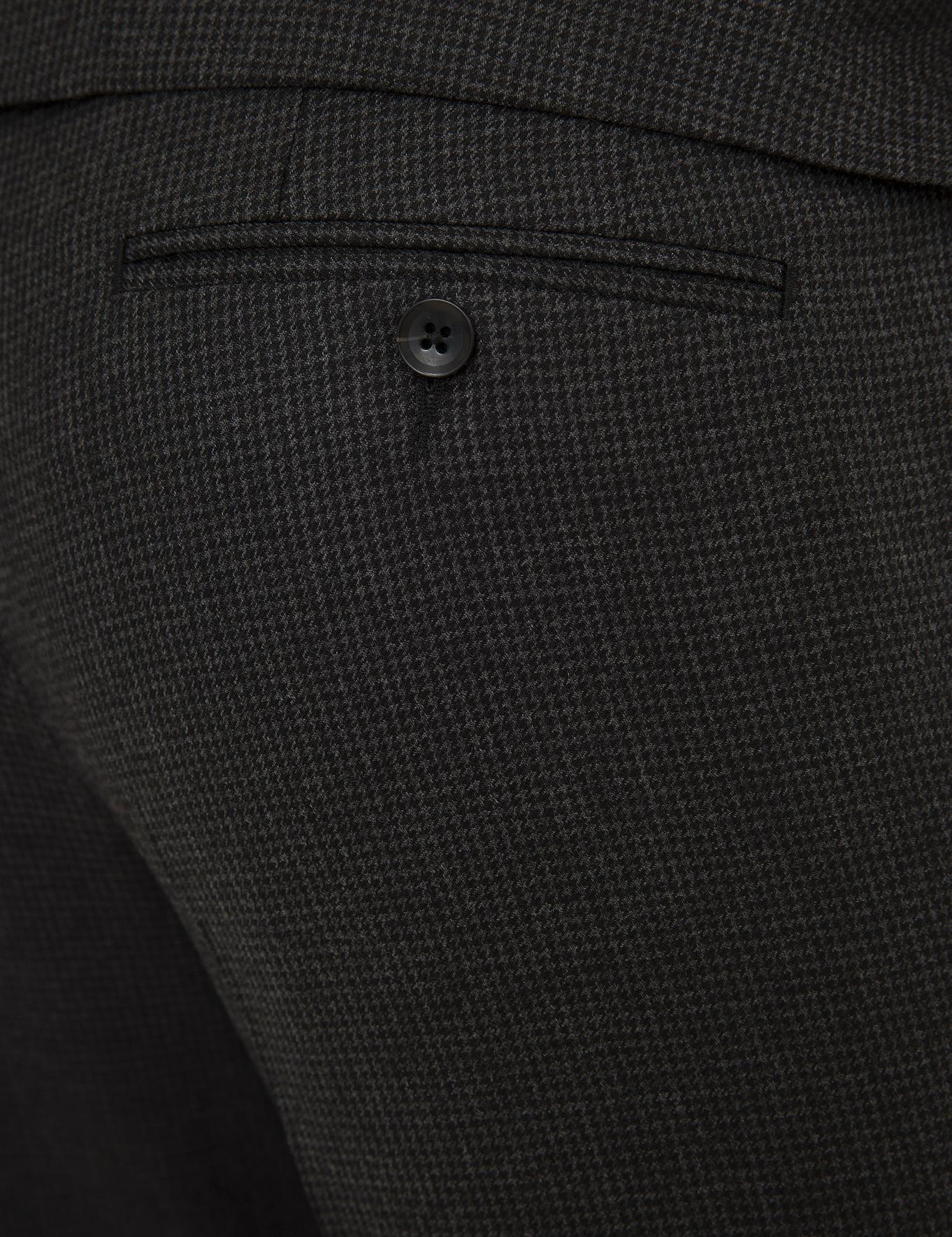 Siyah Slim Fit Takım Elbise - 50229567011