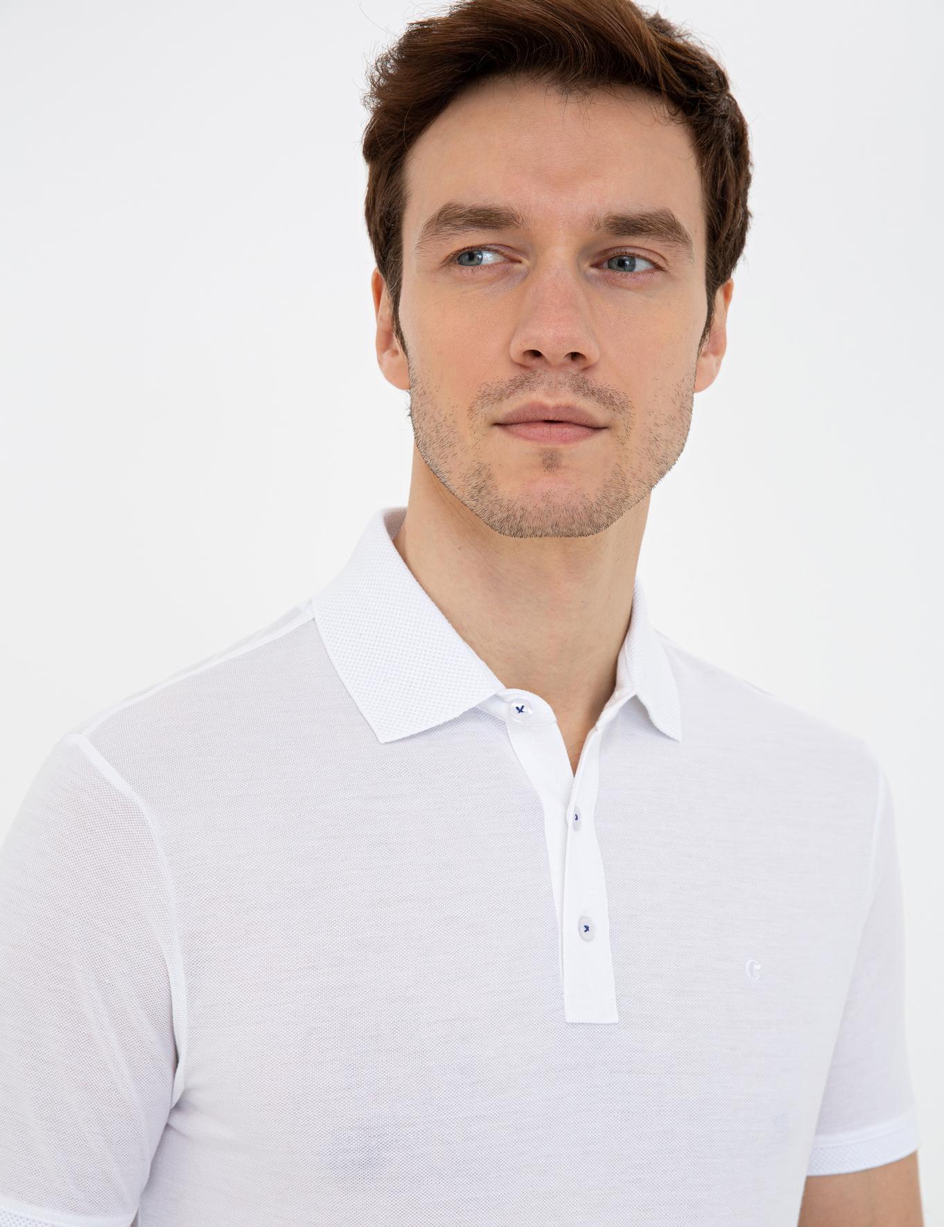 Polo Yaka T-Shirt - 50232926033