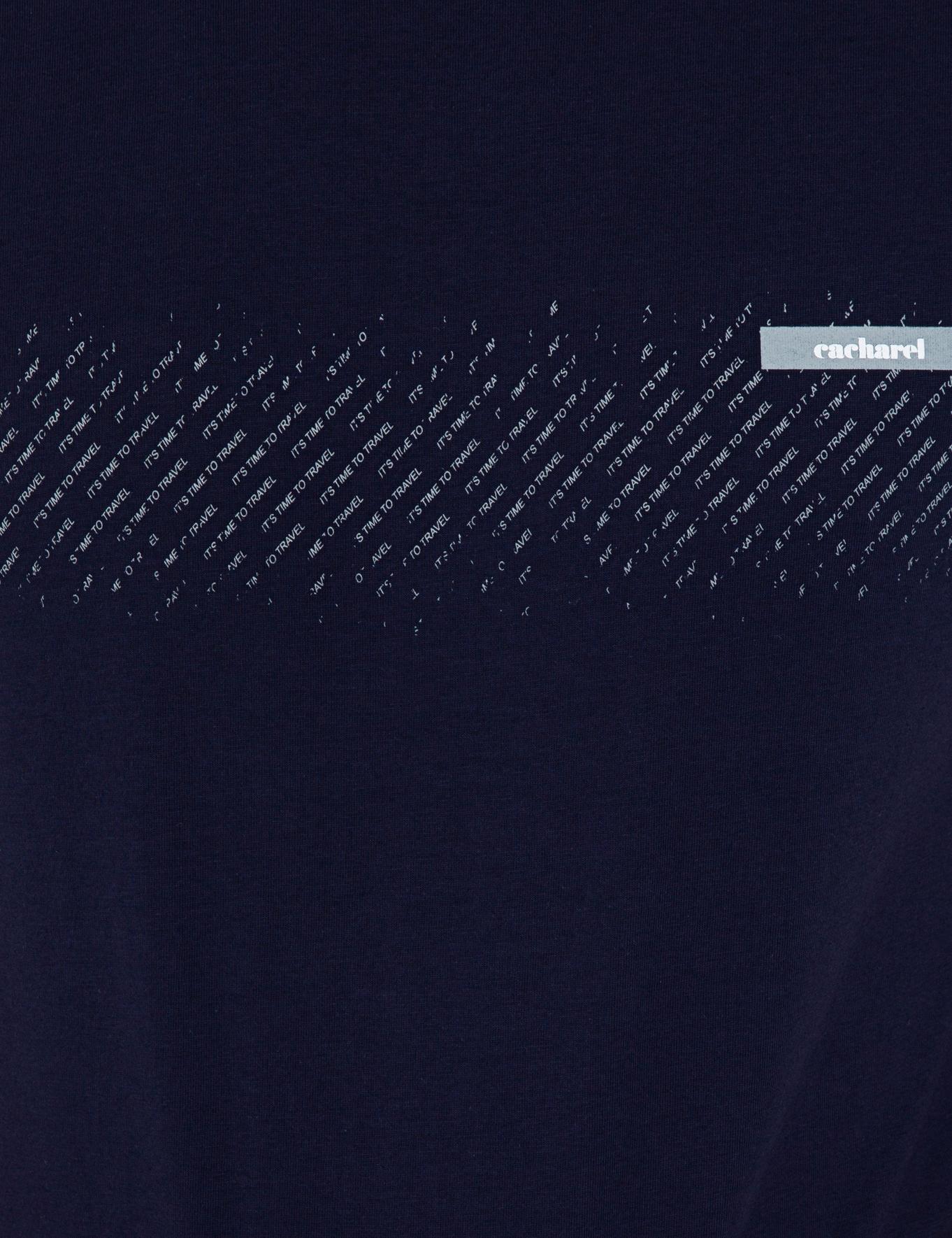 Bisiklet Yaka T-Shirt - 50235692027