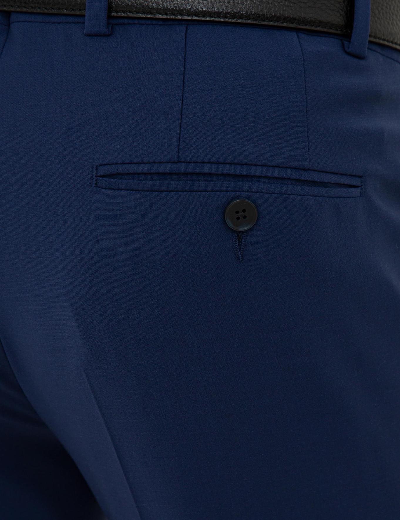Lacivert Slim Fit Pantolon - 50235696027