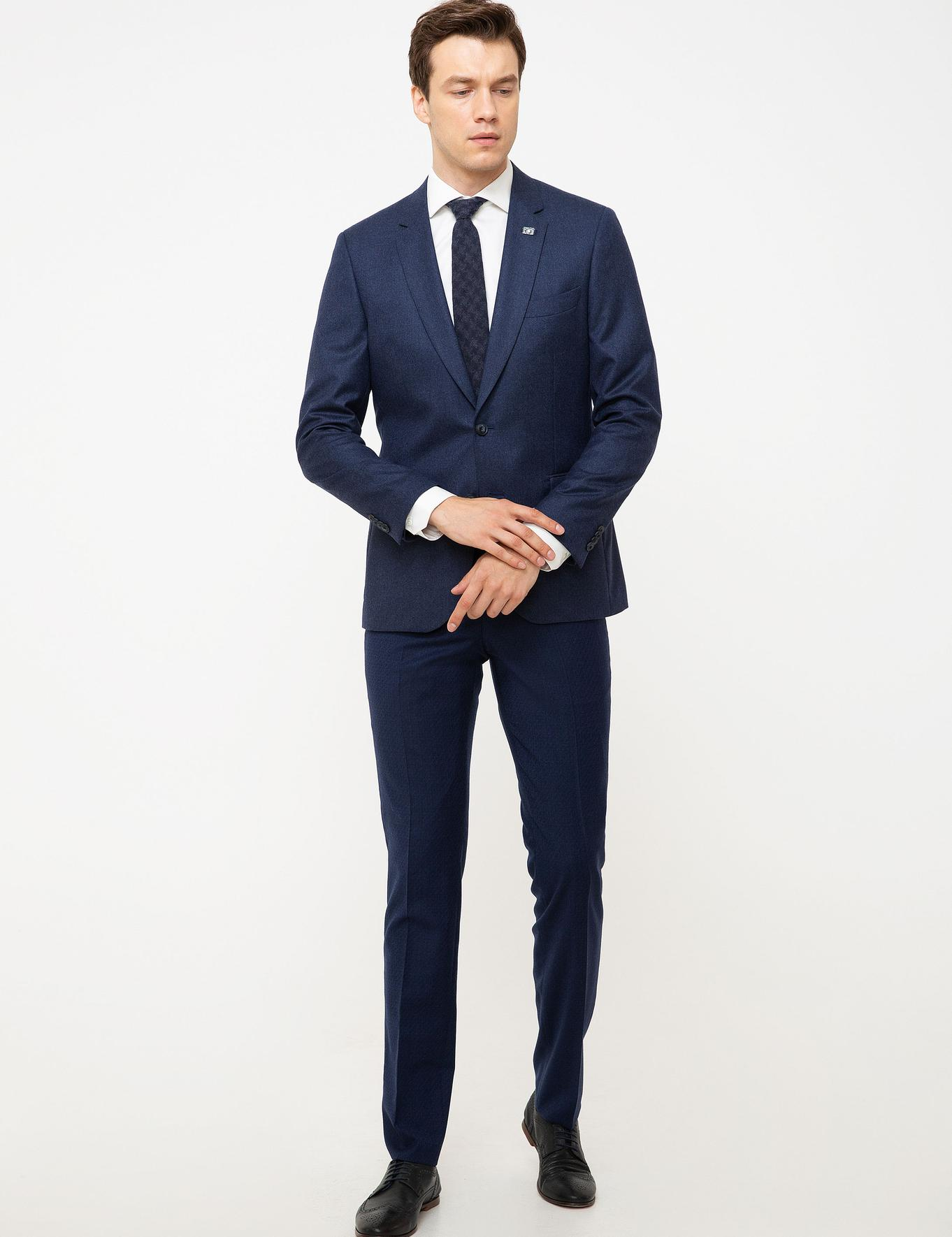Mavi Slim Fit Ceket - 50192737035