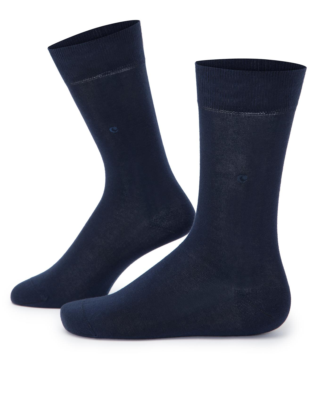 Lacivert Çorap - 50233843004