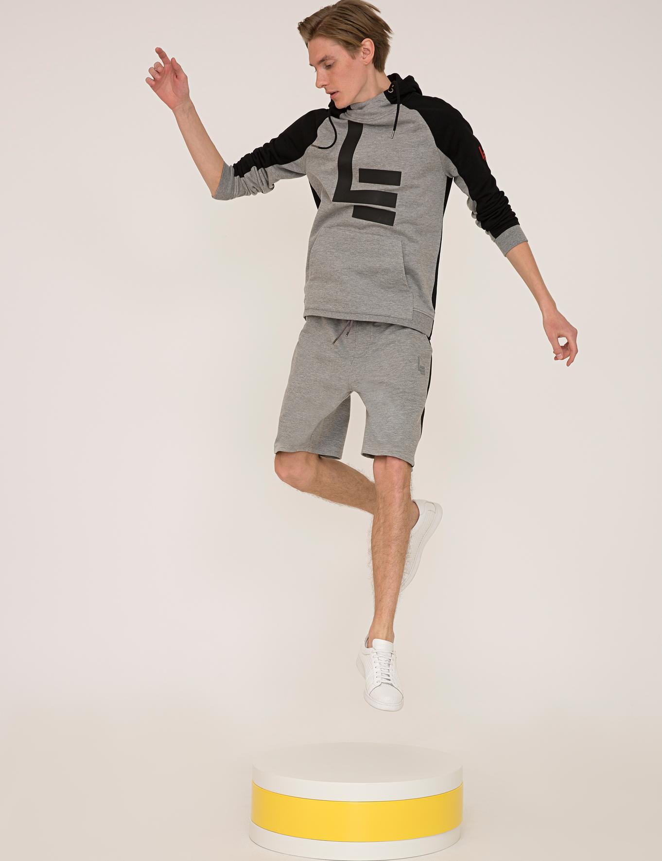 Gri Slim Fit Sweatshirt - 50236145007